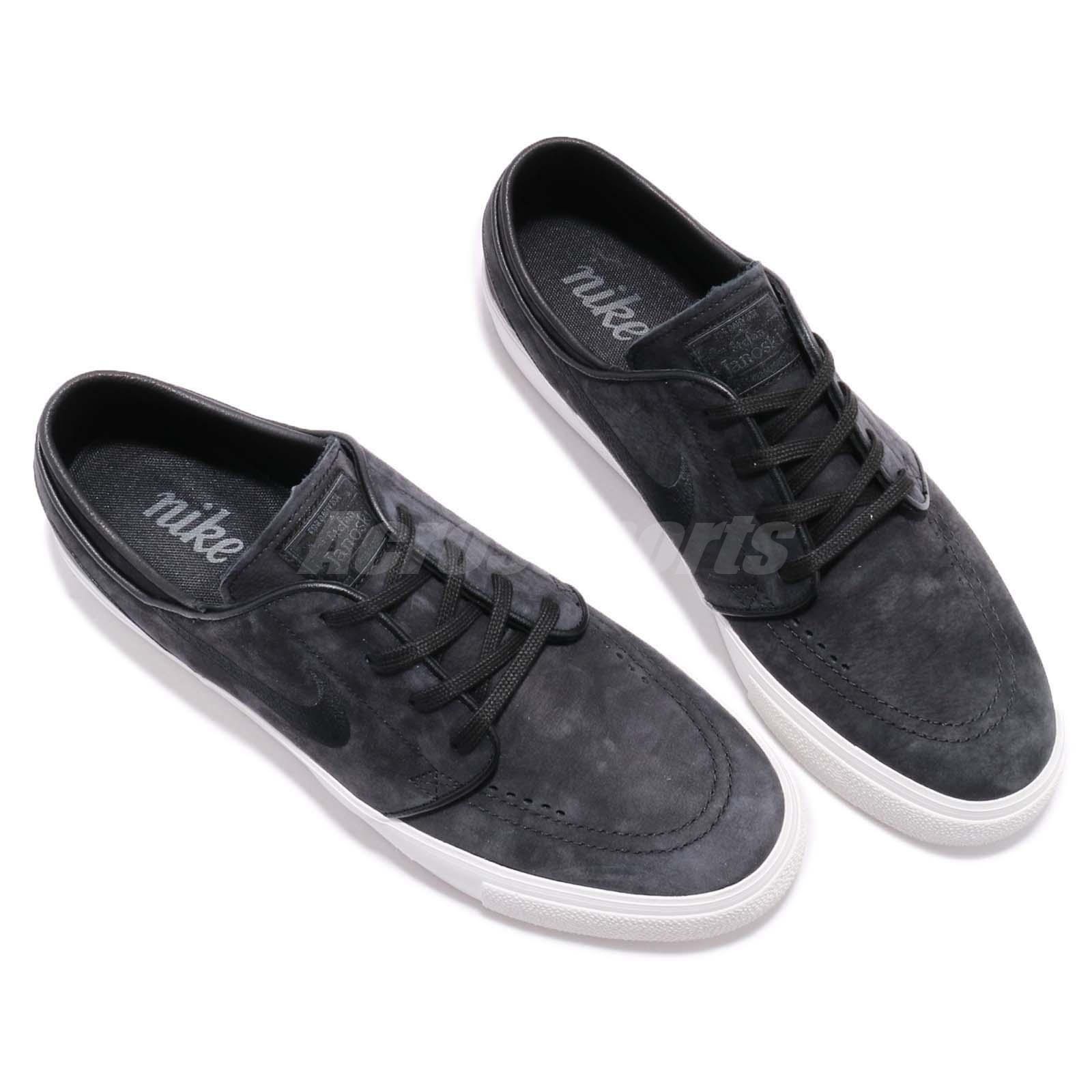 f4fd7d5578003 ... Nike SB Zoom Janoski HT Decon Black Summit White Men Skate B cheap air  sneaker 9c51b ...