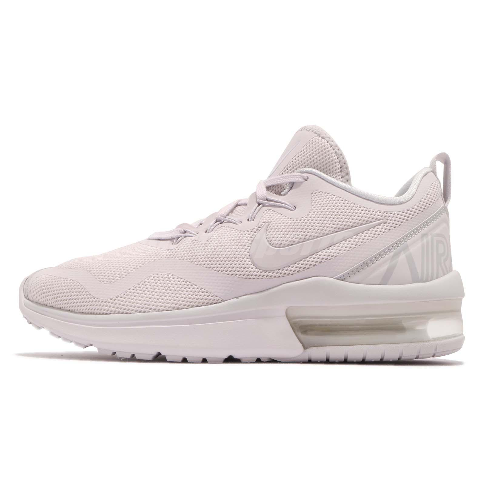afd8149a7459 Nike Wmns Air Max Fury White Vast Grey Pure Platinum Women Shoes AA5740-100