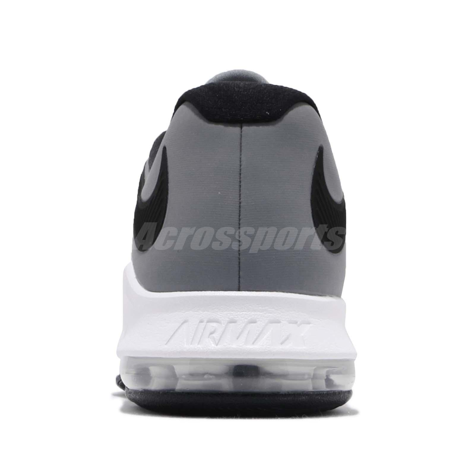 a8f231fc4c Details about Nike Air Max Alpha Trainer Grey Black White Men Cross  Training Shoes AA7060-020