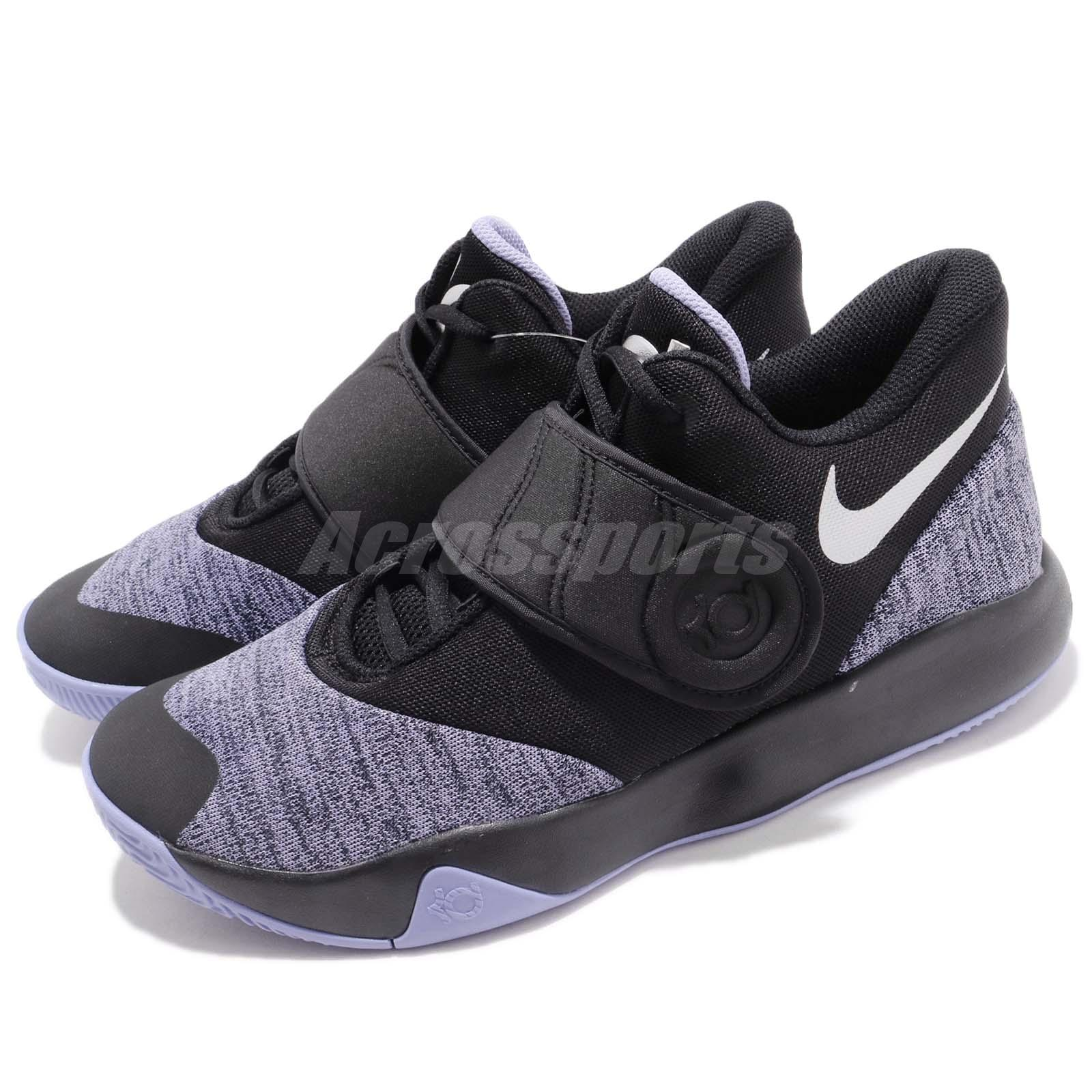 0c9cafeef0f5 Details about Nike KD Trey 5 VI EP 6 Kevin Durant Black Silver Men Basketball  Shoes AA7070-004
