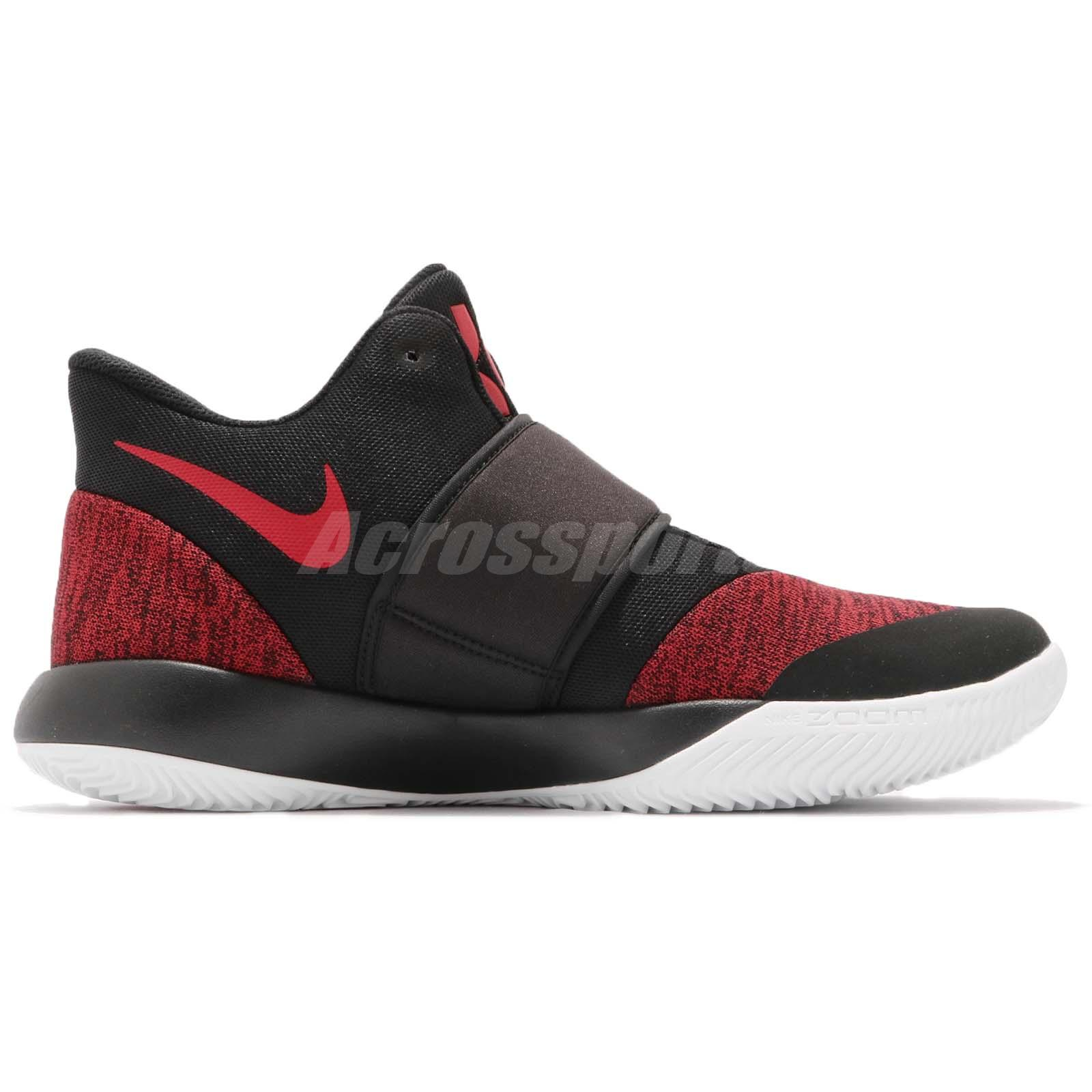 bdfbf1490897 Nike KD Trey 5 VI EP 6 Kevin Durant Black Red Men Basketball Shoes ...