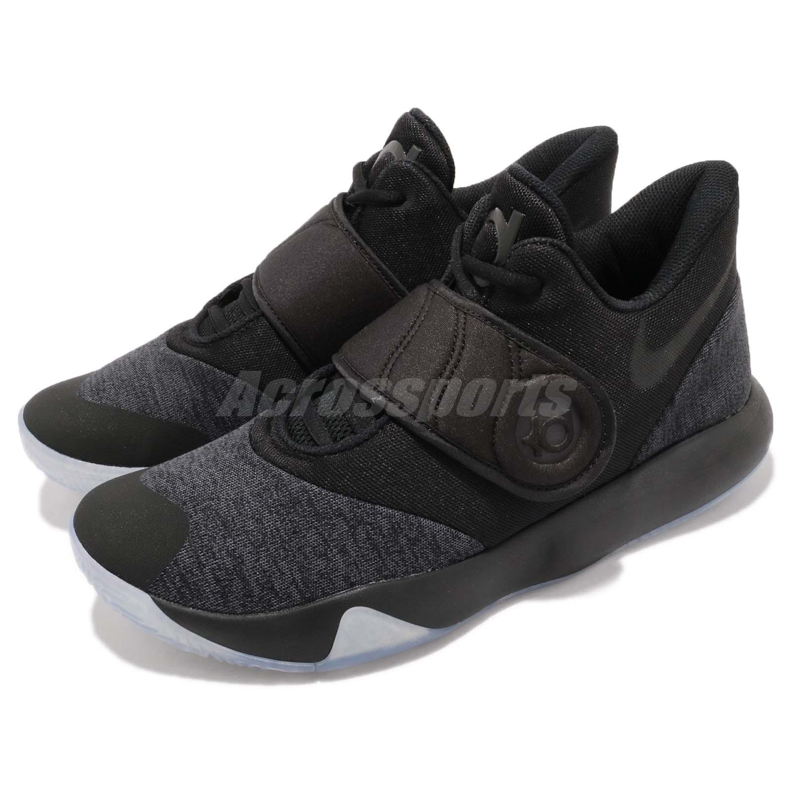 uk availability 44c7c 4a693 Details about Nike KD Trey 5 VI EP 6 Kevin Durant Black Grey Men Basketball  Shoes AA7070-010
