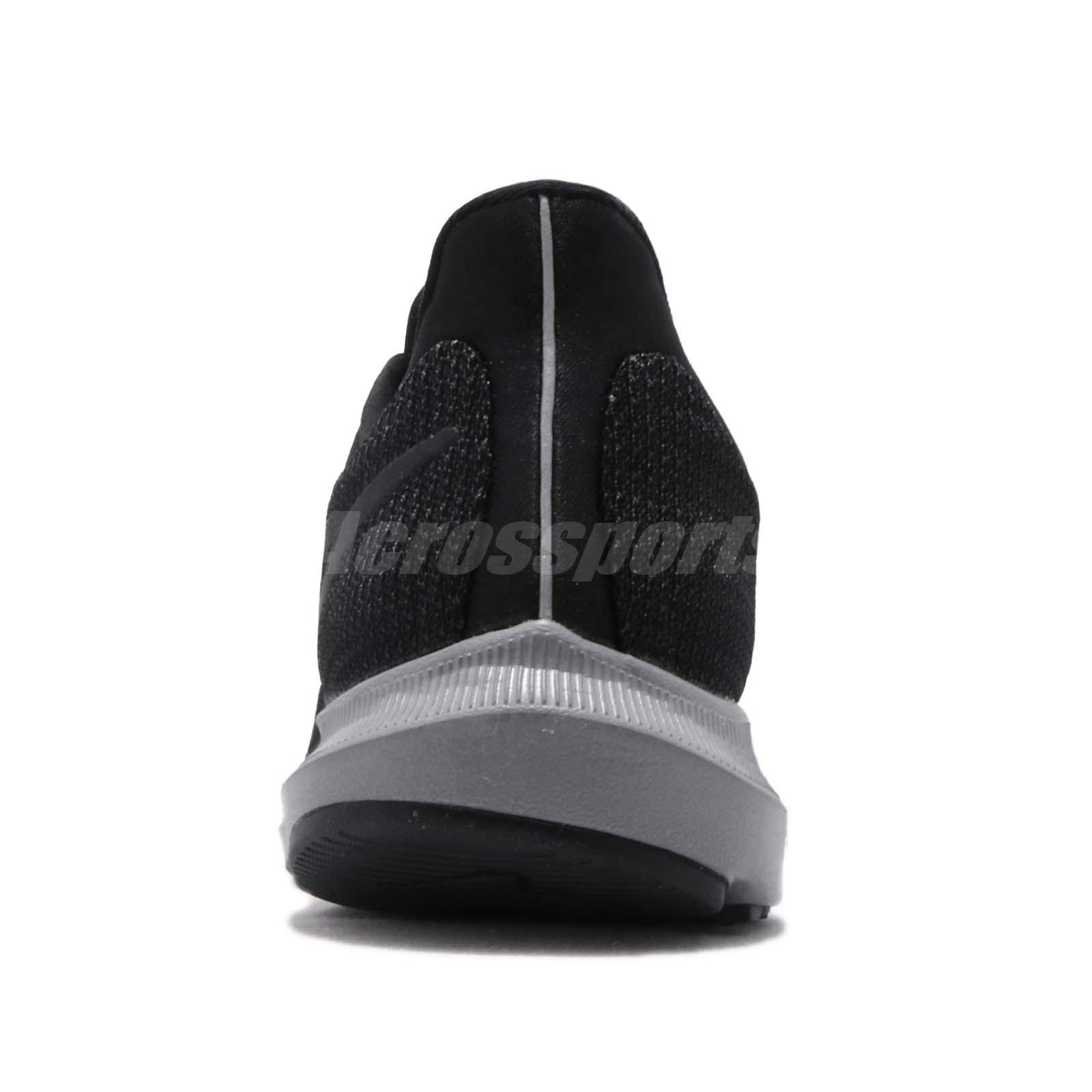 25aac2e4 Nike Quest Black Anthracite Grey Men Running Training Shoes Sneakers ...