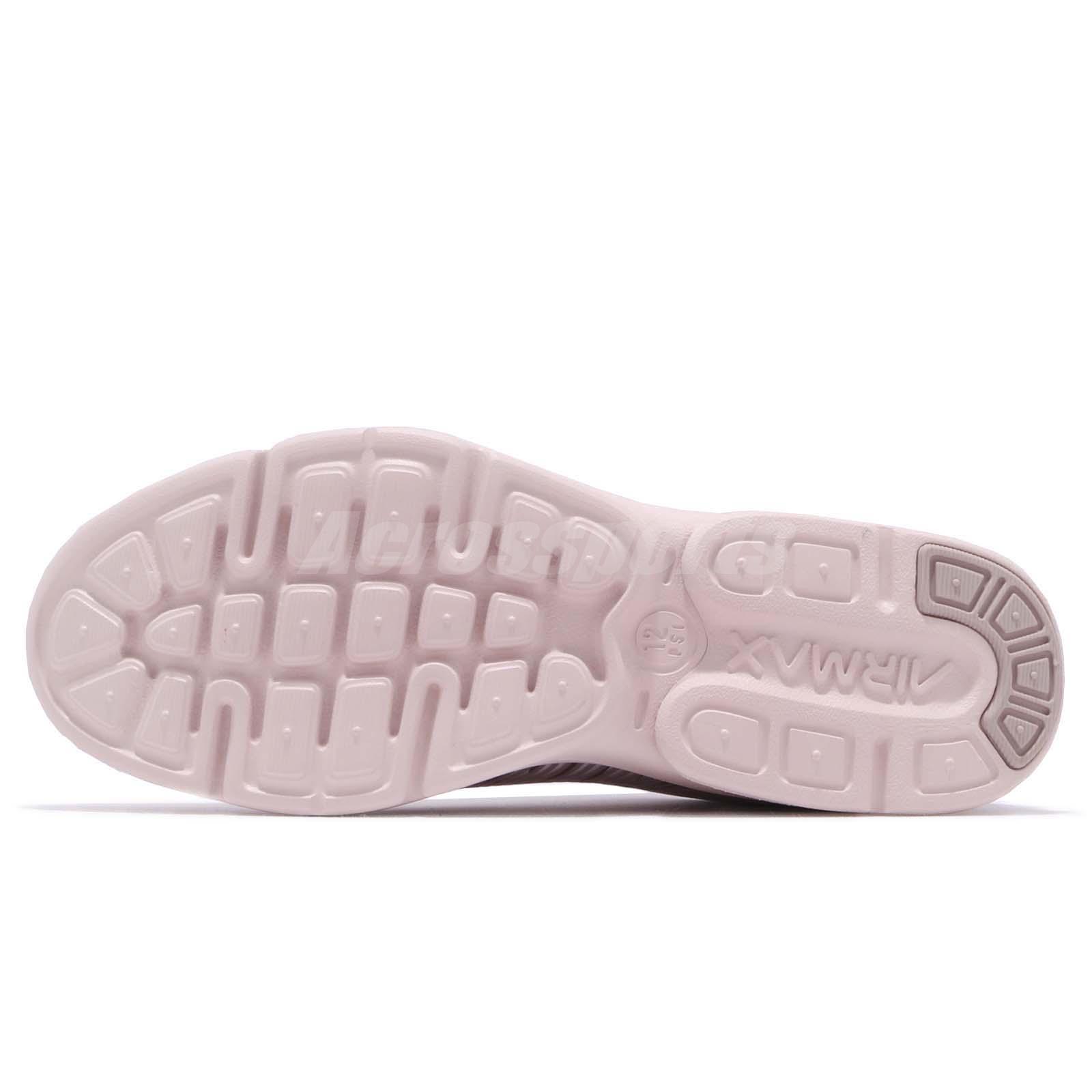 e0e3e43c1065 Nike Wmns Air Max Advantage 2 II Particle Rose Pink White Women ...