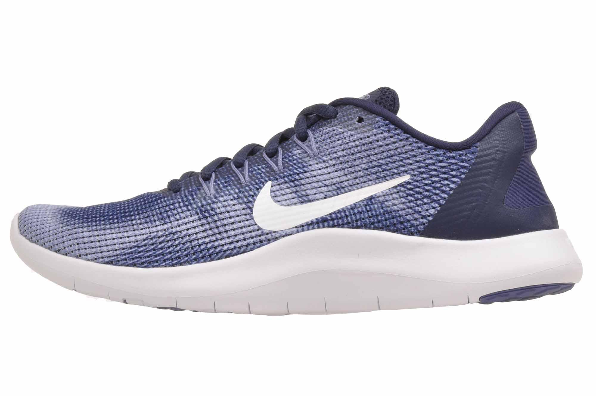 dbb5ed4b7e8b Details about Nike Wmns Flex 2018 RN Running Womens Shoes Navy Blue  AA7408-400