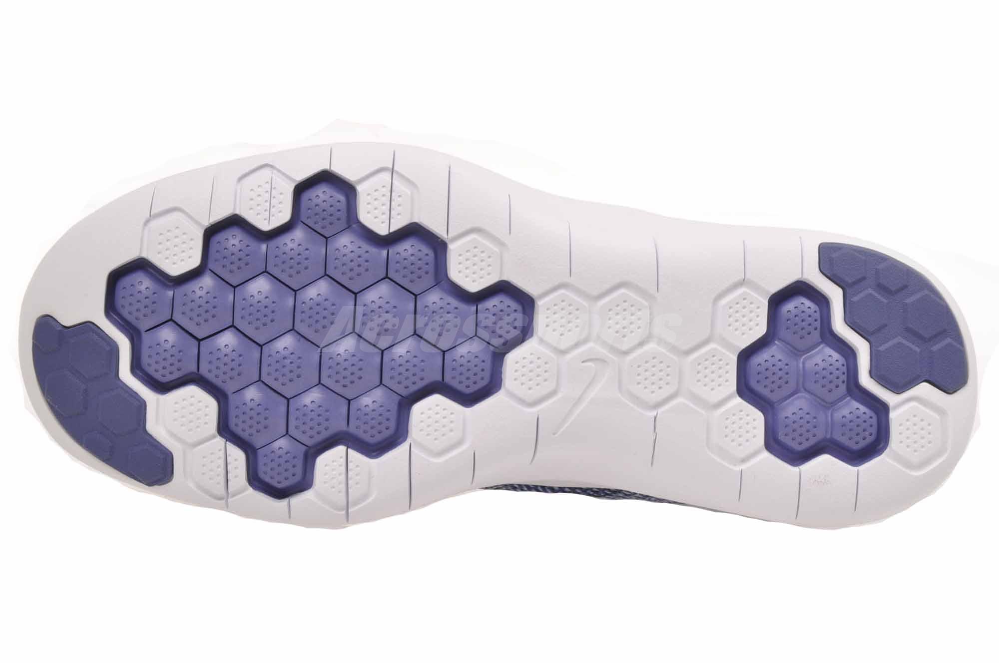 f0e0b5dff5c Nike Wmns Flex 2018 RN Running Womens Shoes Navy Blue AA7408-400