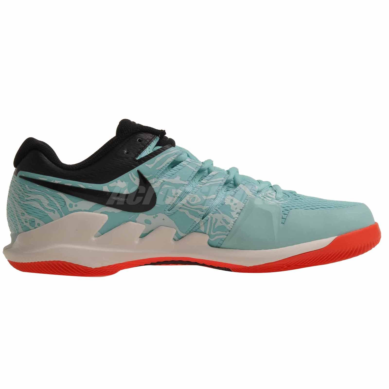 hot sales on feet shots of performance sportswear Nike Air Zoom Vapor X Clay Uk10/eur45 Tennis Shoes AA8021 ...