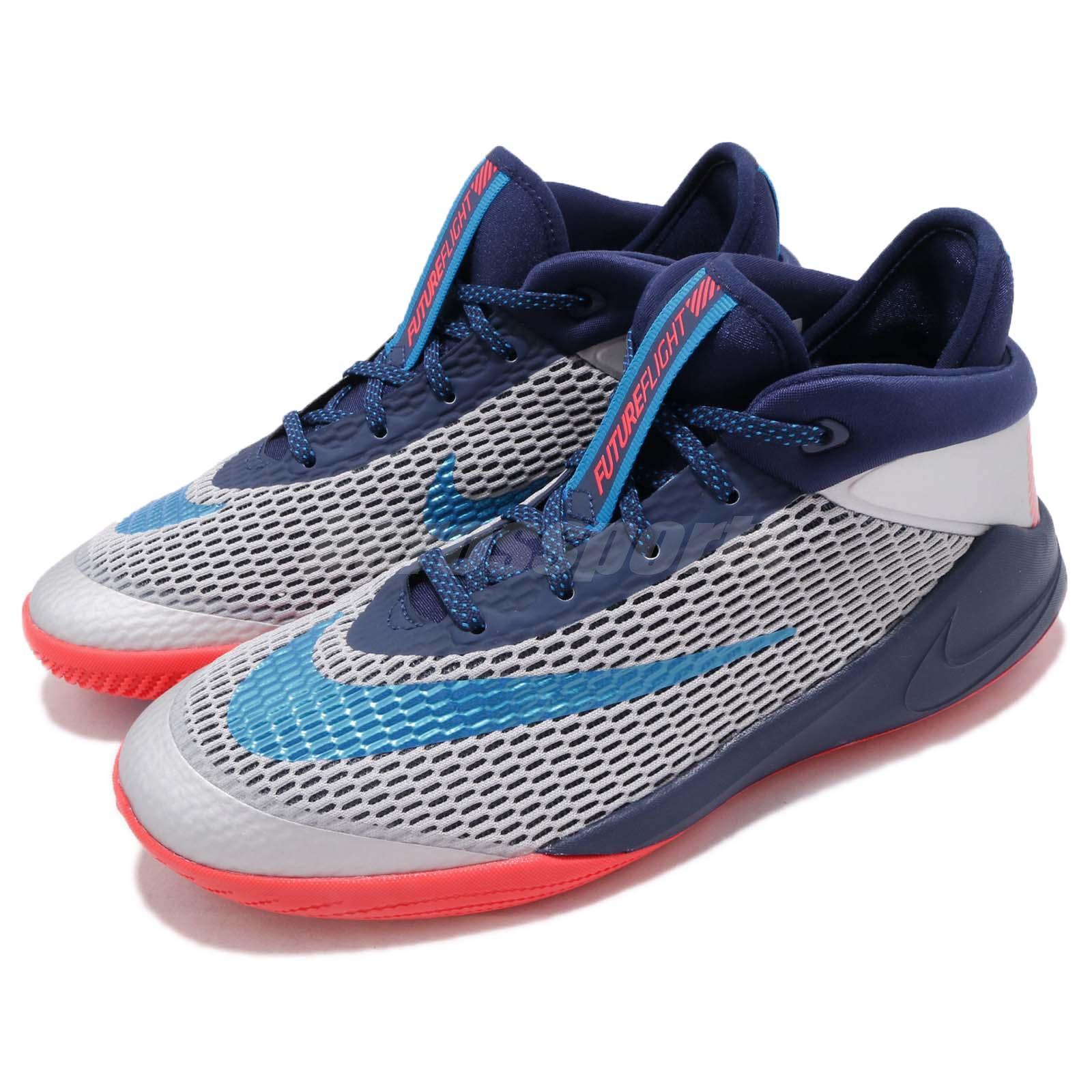 Nike Future Flight GS Blue Navy Grey