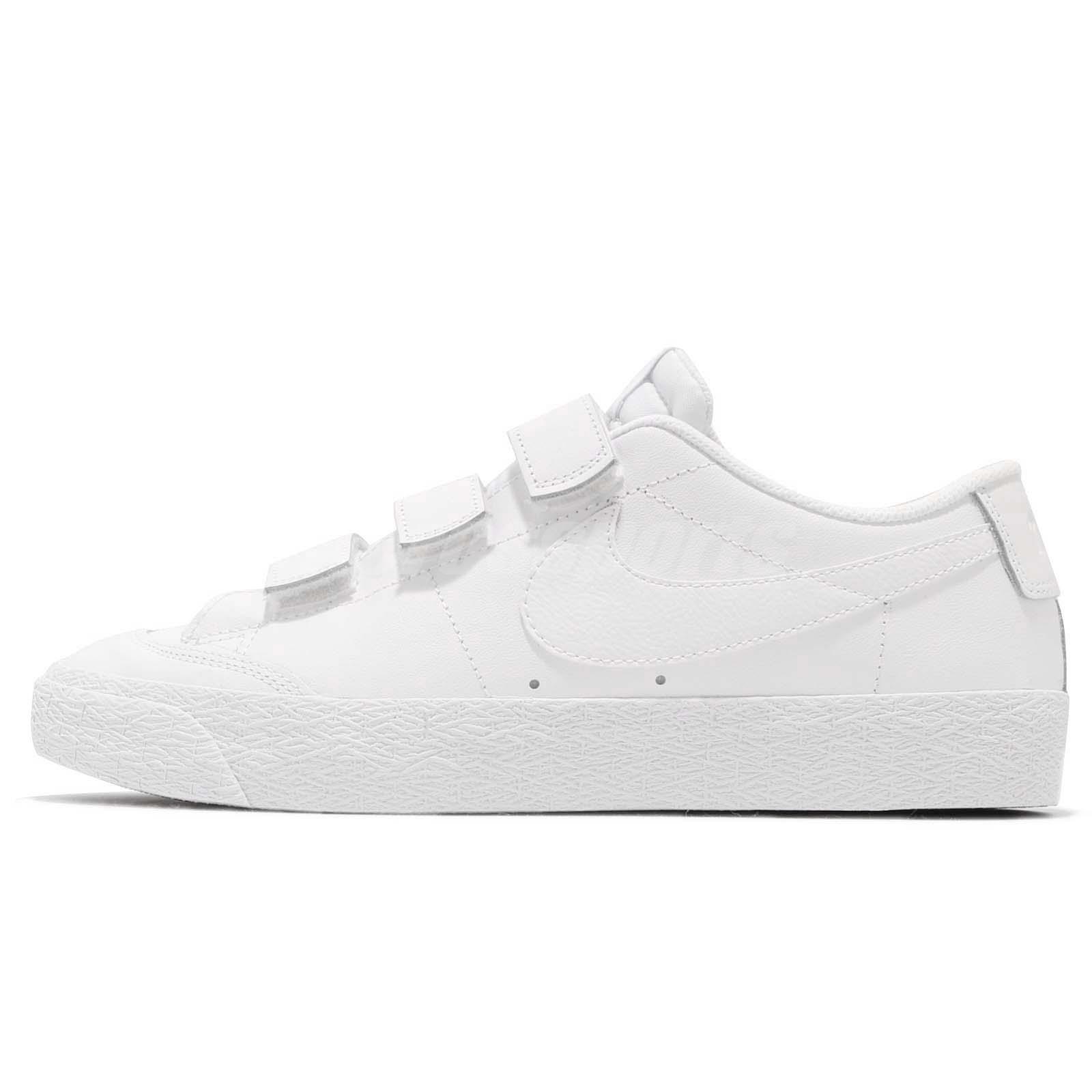 new product 47410 b778c Nike SB Zoom Blazer AC XT White Strap Men Skate Boarding Shoe Sneaker  AH3434-100