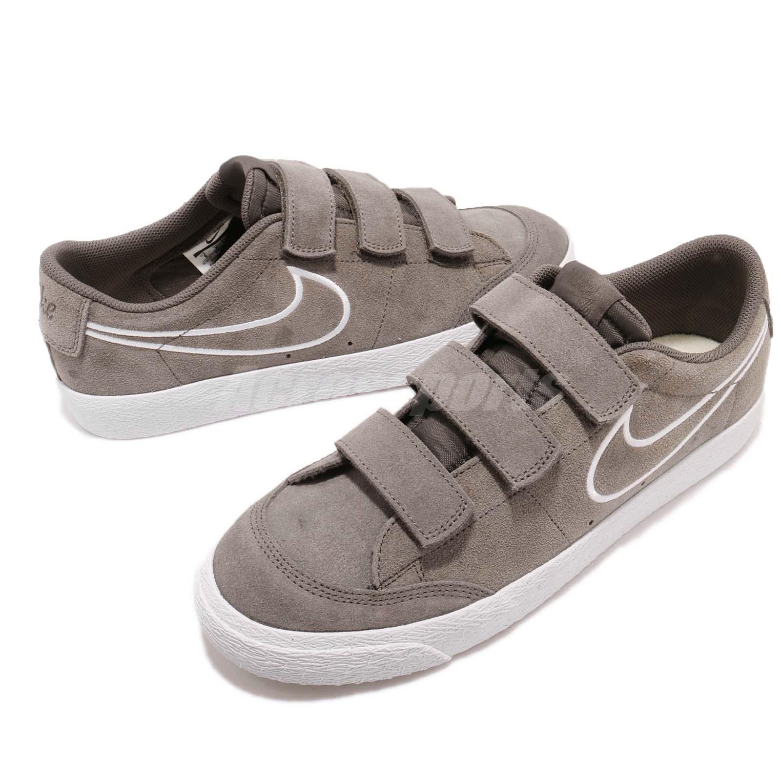 new arrival 2877a 1efe6 Nike SB Zoom Blazer AC XT Ridgerock Fossil Men Skate Boarding Shoes ...
