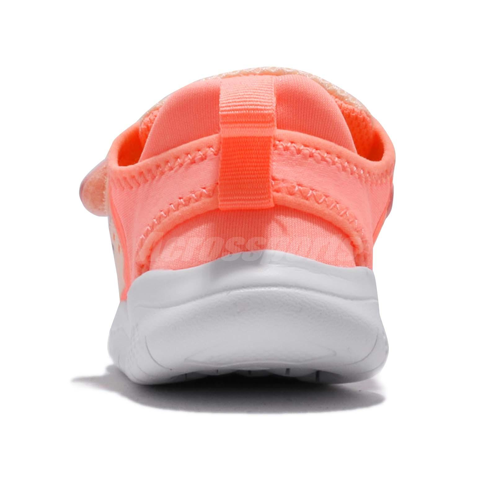 a9f378d33295 Nike Free RN 2018 TDV Crimson Tint Toddler Infant Baby Shoes ...
