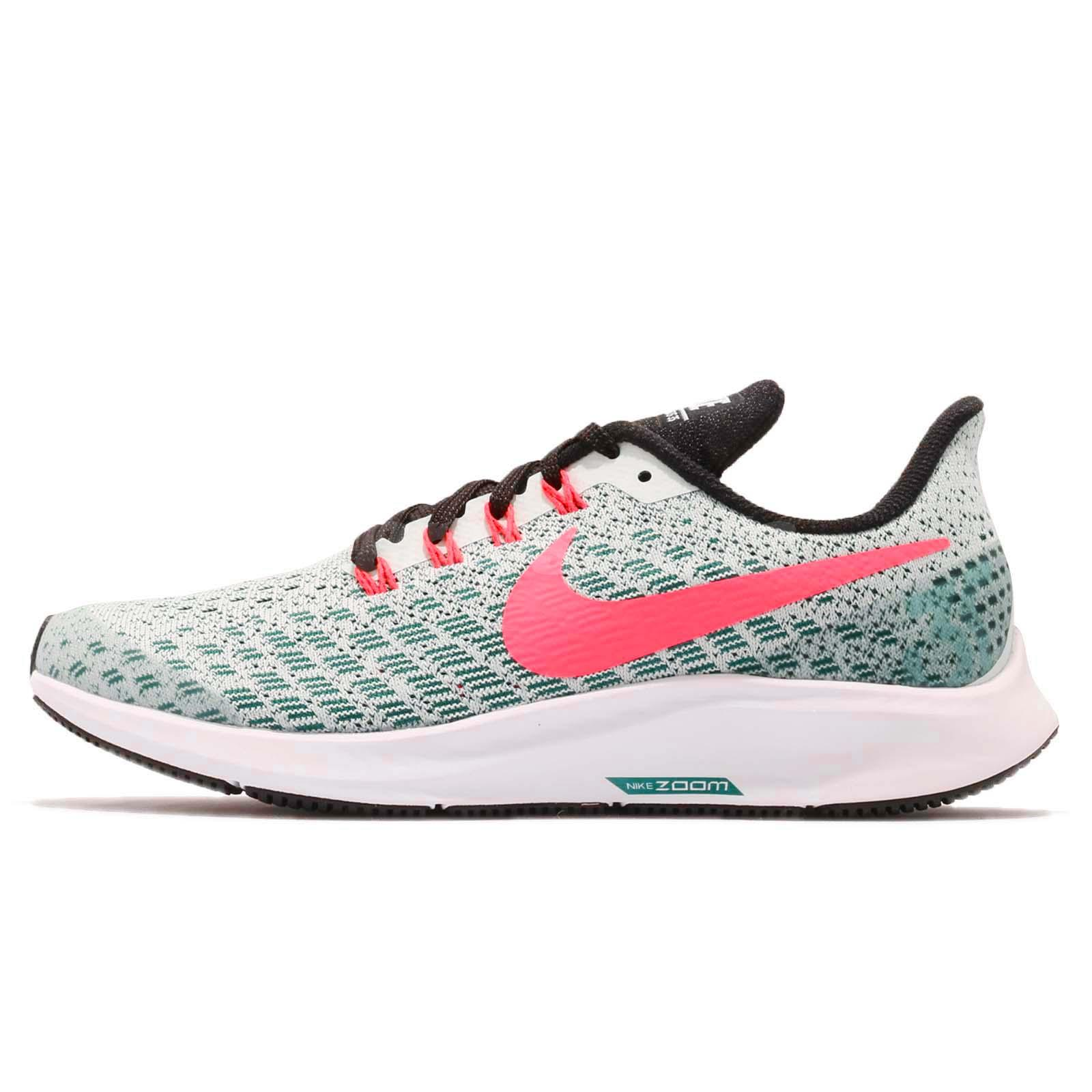 buy popular 84646 ba7f1 Nike Air Zoom Pegasus 35 GS Barely Grey Hot Punch Kid Youth Shoes AH3482-004