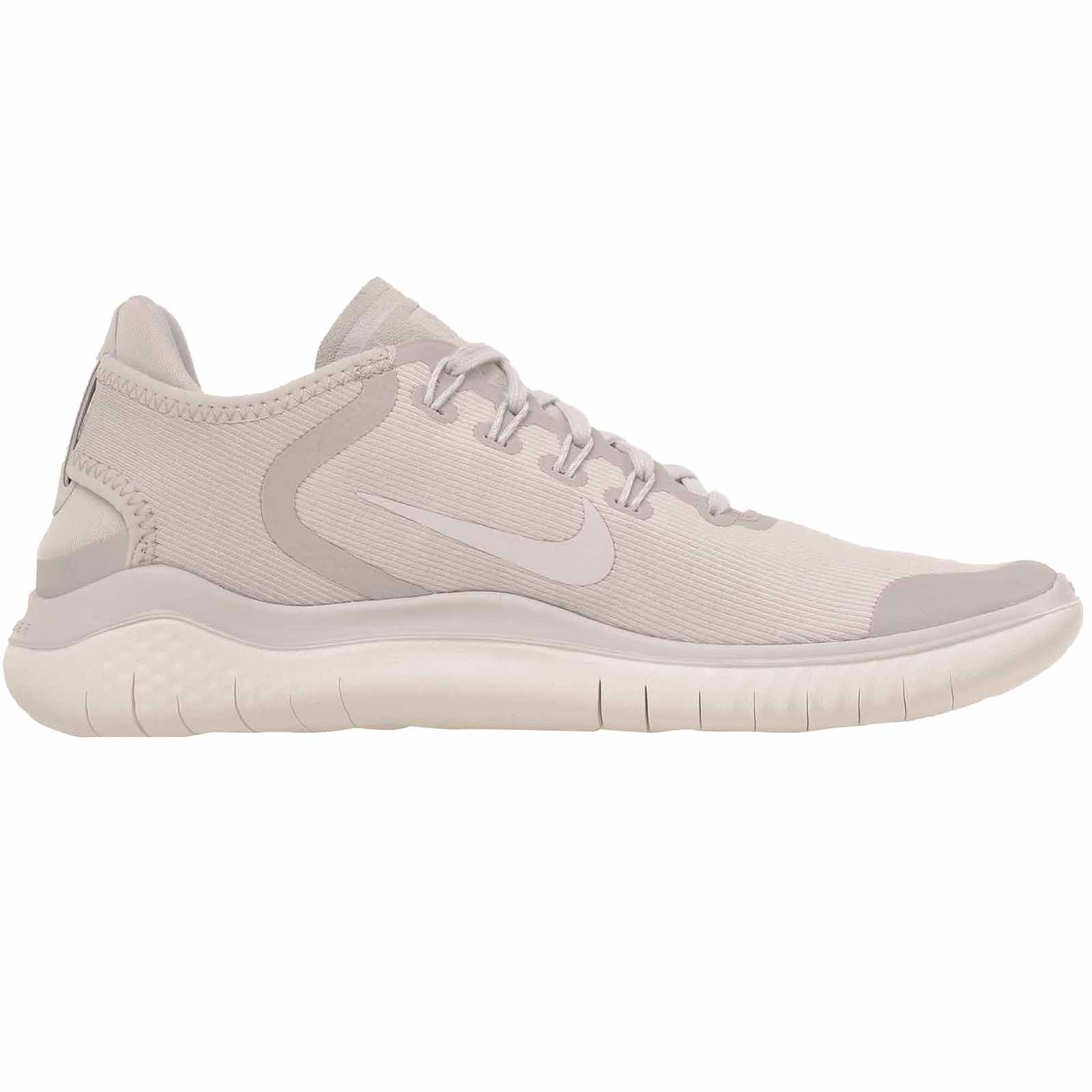2ff05ca59932 Details about Nike Free RN 2018 SUN Running Womens Shoes Vast Grey AH5208- 001