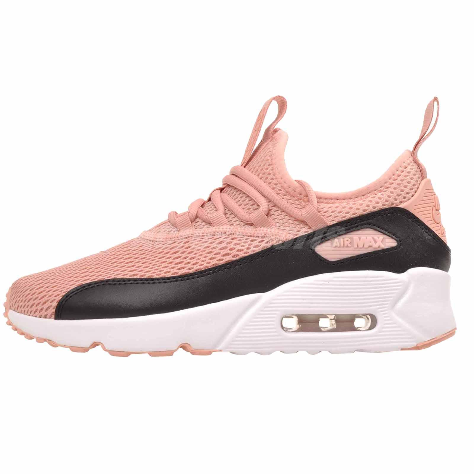 brand new 25f53 dba7a Details about Nike Air Max 90 EZ GS Running Kids Youth Womens Shoes  Stardust Pink AH5212-600