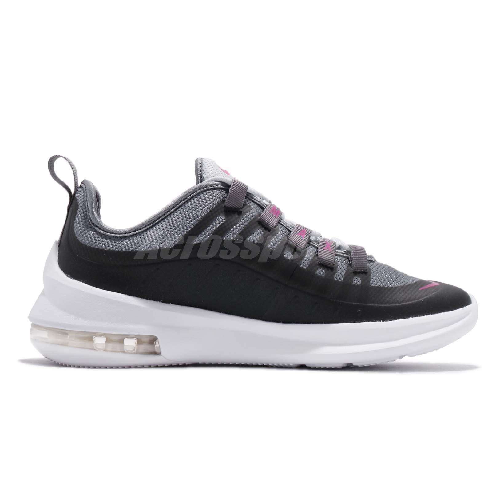 8b7789d003 Nike Air Max Axis GS Black Pink Kid Youth Women Running Shoes ...