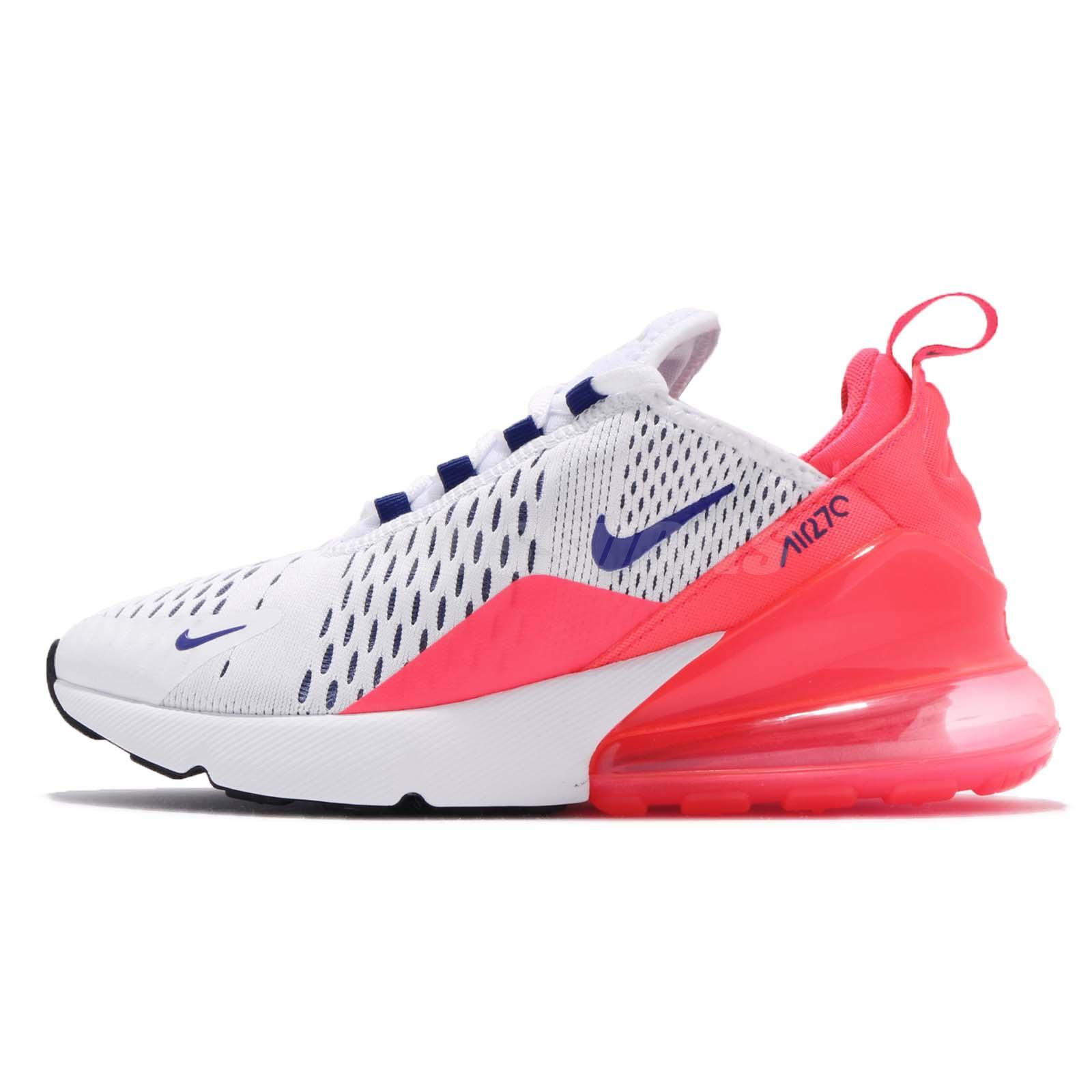 air max 270 womens red and white