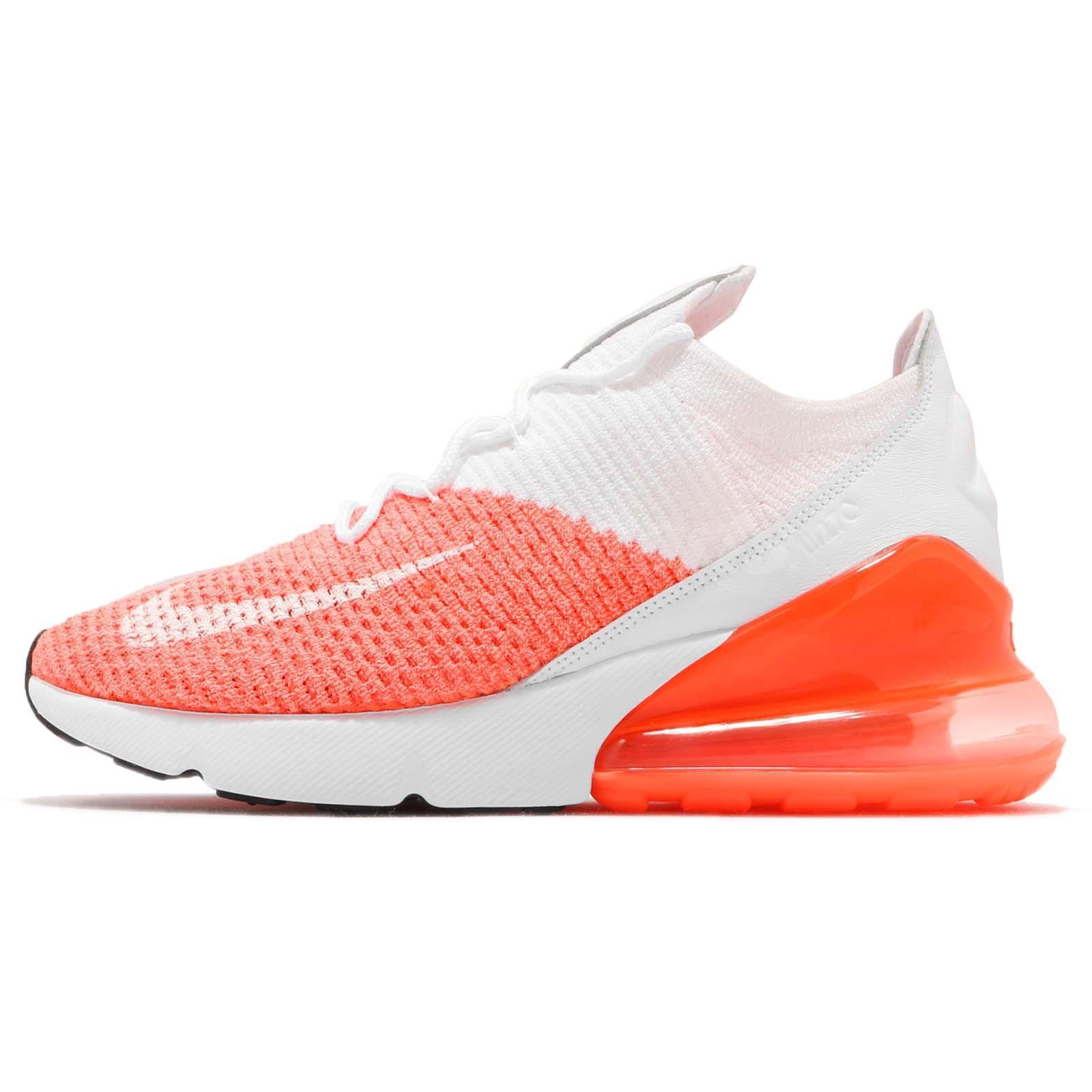 650a3cf7e55 Nike Wmns Air Max 270 Flyknit Crimson Pulse Women Running Shoes AH6803-800