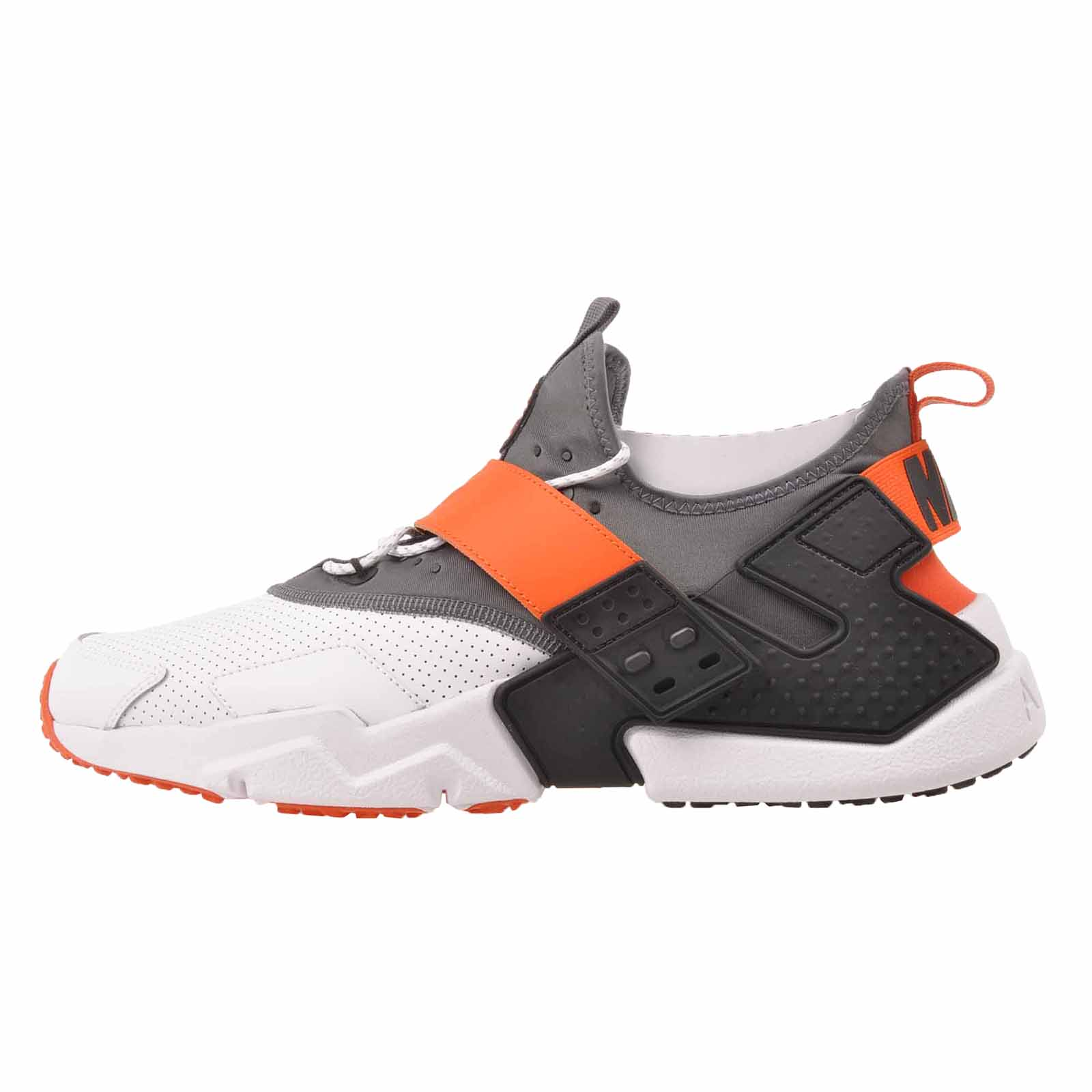 Nike Air Huarache Drift PRM Mens Premium Running Shoes White Gray AH7335-102 ee16aa8f1