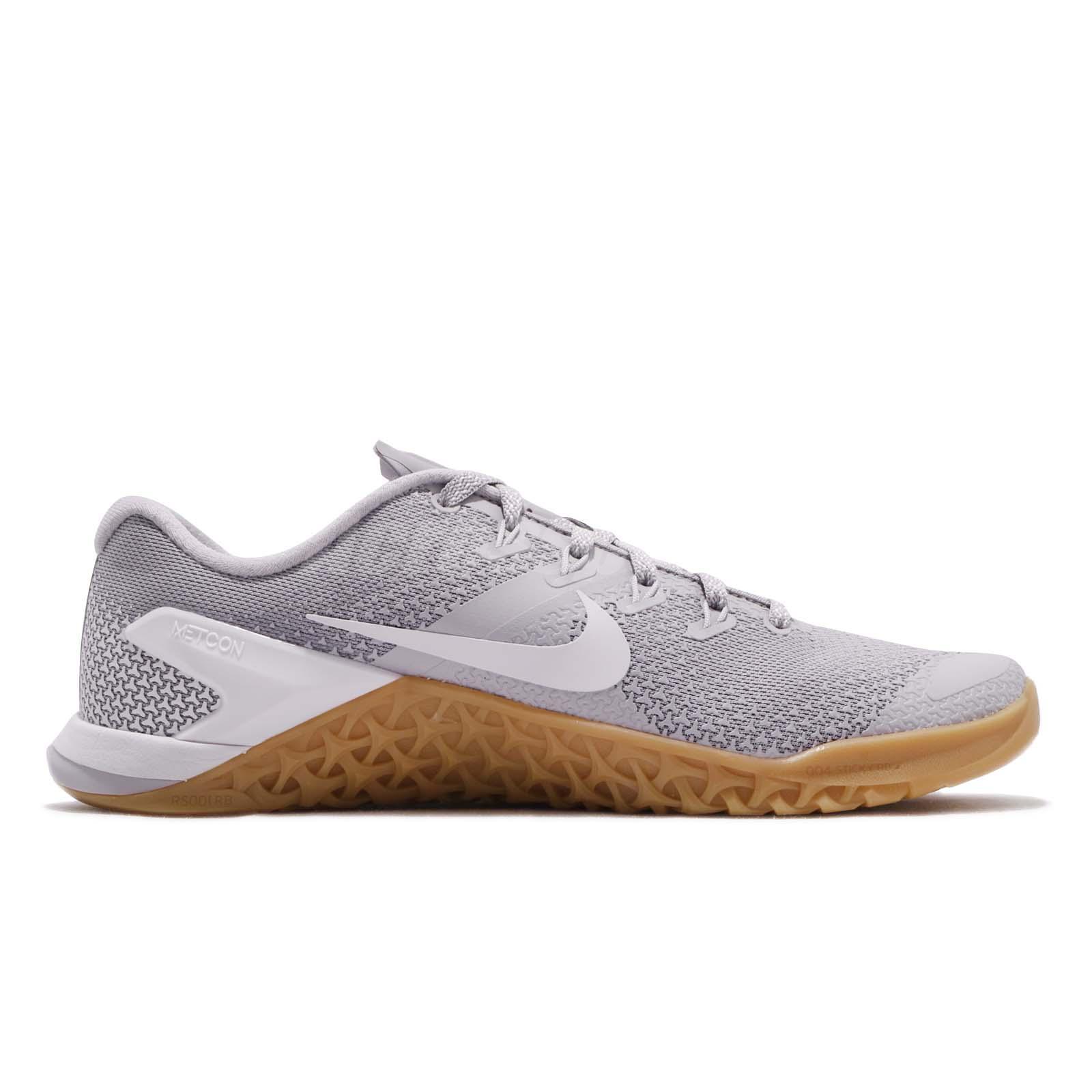 fb7913de0704 Nike Metcon 4 Atmosphere Vast Grey Gum Men Cross Training Shoes ...