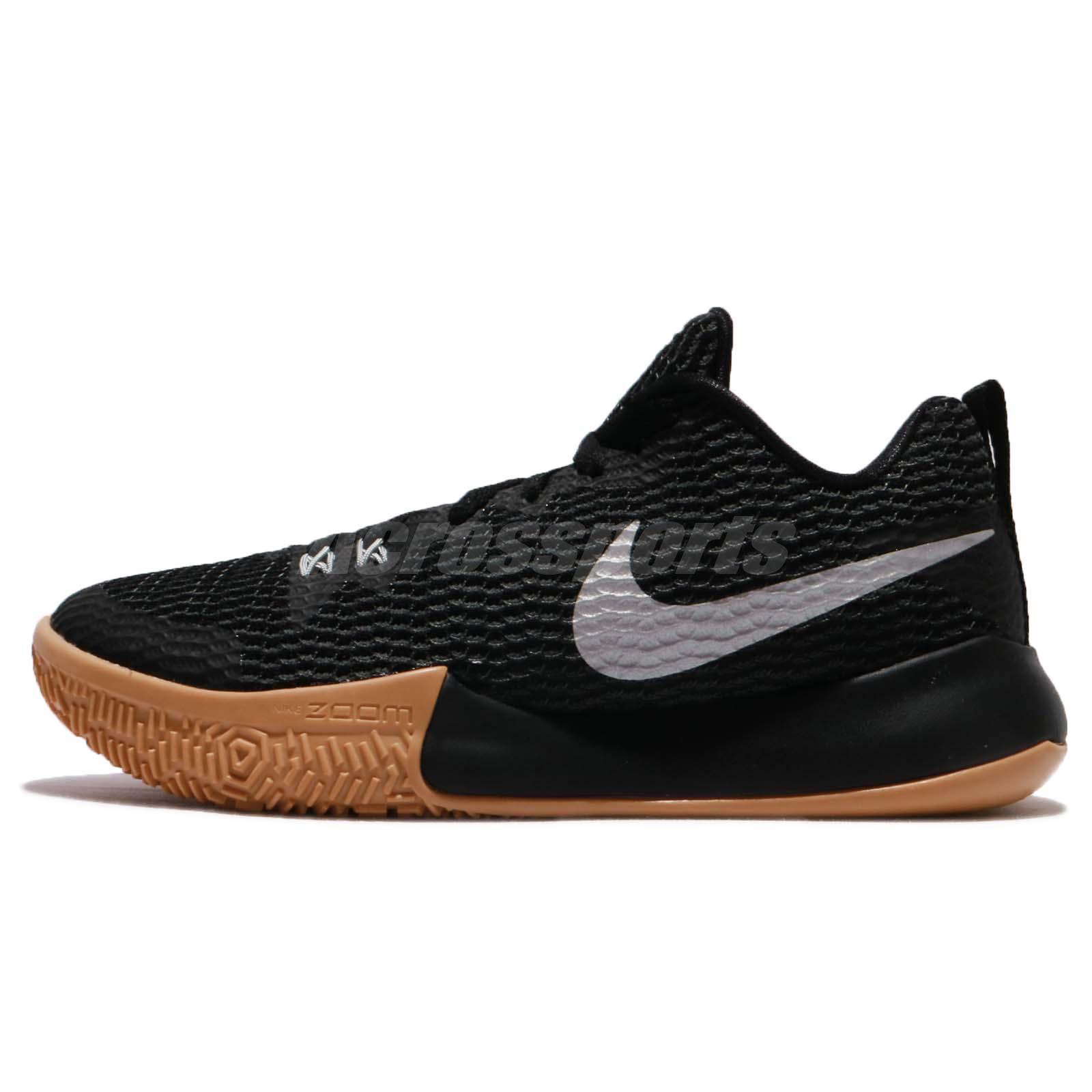 17ae6cdb263e Wmns Nike Zoom Live II EP Black Reflect Silver Gum Women Basketball  AH7579-001