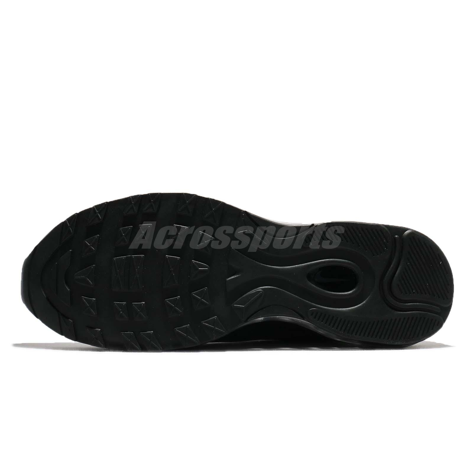 Nike Air Max 97 Ultra '17 Premium Black & Antrasitt Kapital 8dgpeZI