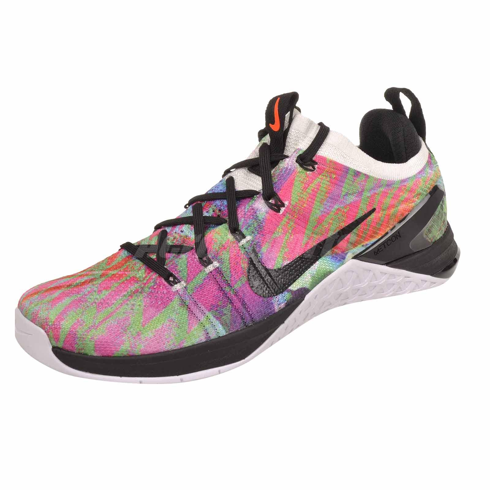 Details about Nike Metcon DSX Flyknit 2 WP WOD Paradise Rainbow Mens Shoes AH7843 180