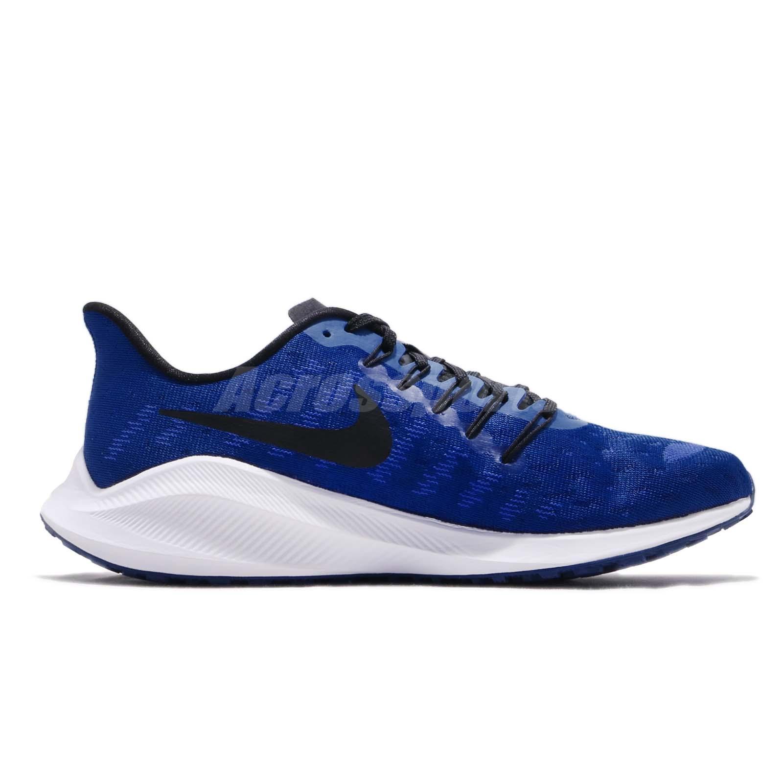 e852125dadf Nike Air Zoom Vomero 14 Indigo Force Photo Blue Men Running Shoes ...