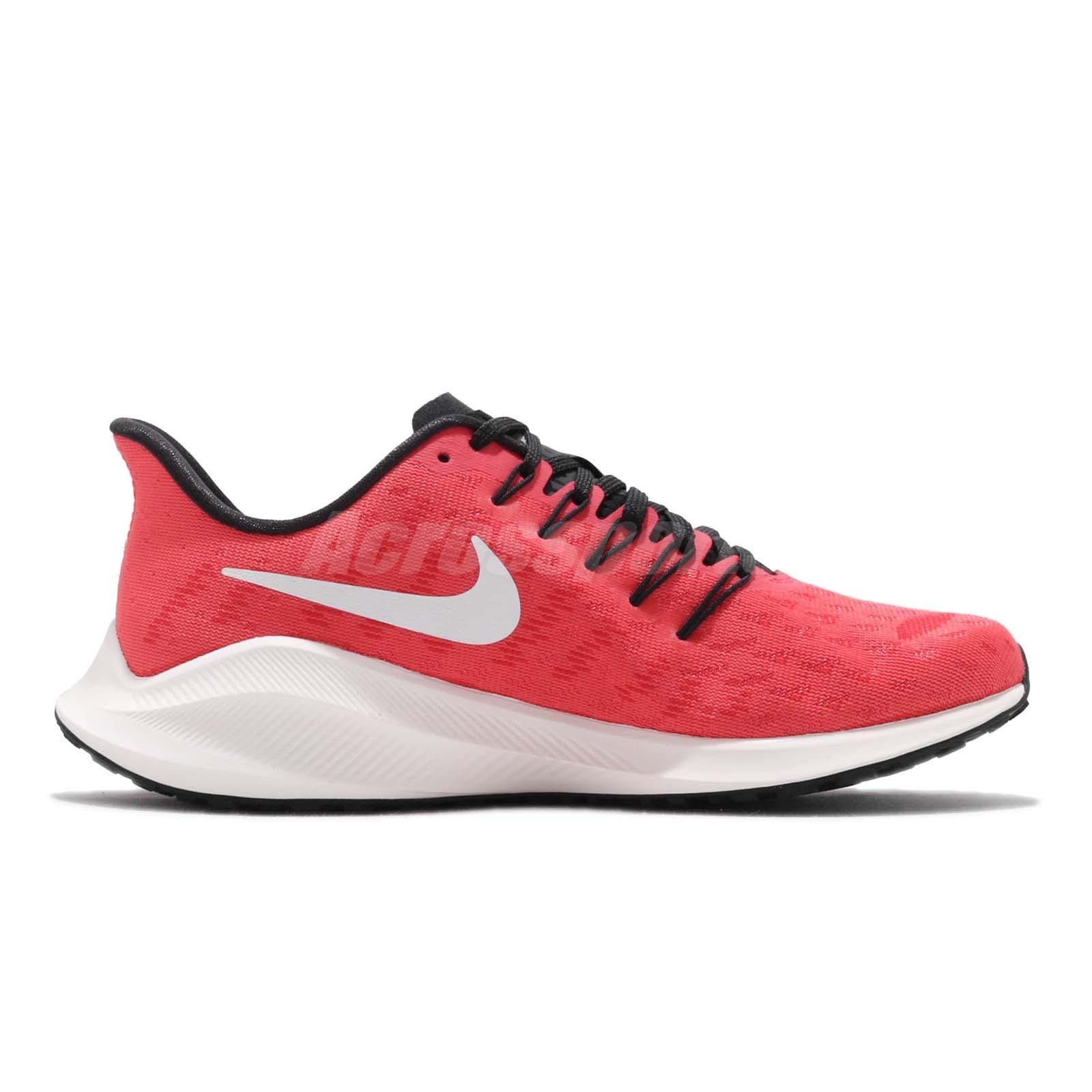 1ce78b7c91f4 Nike Wmns Air Zoom Vomero 14 Ember Glow Red Sail Womens Running ...