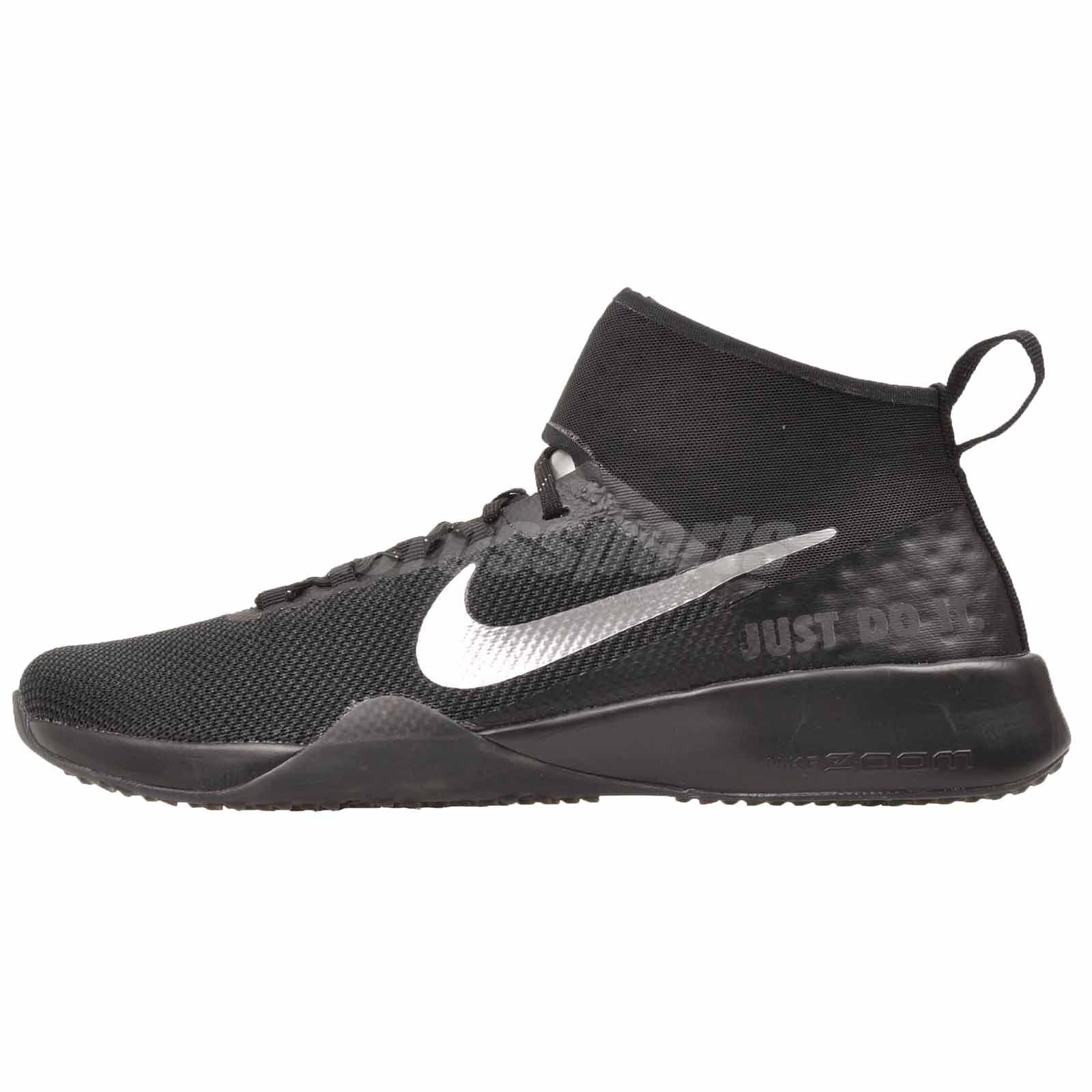 Details about Nike Wmns Air Zoom Strong 2 Selfie Cross Training Womens Shoes  Black AH8195-001 57ee2f46b