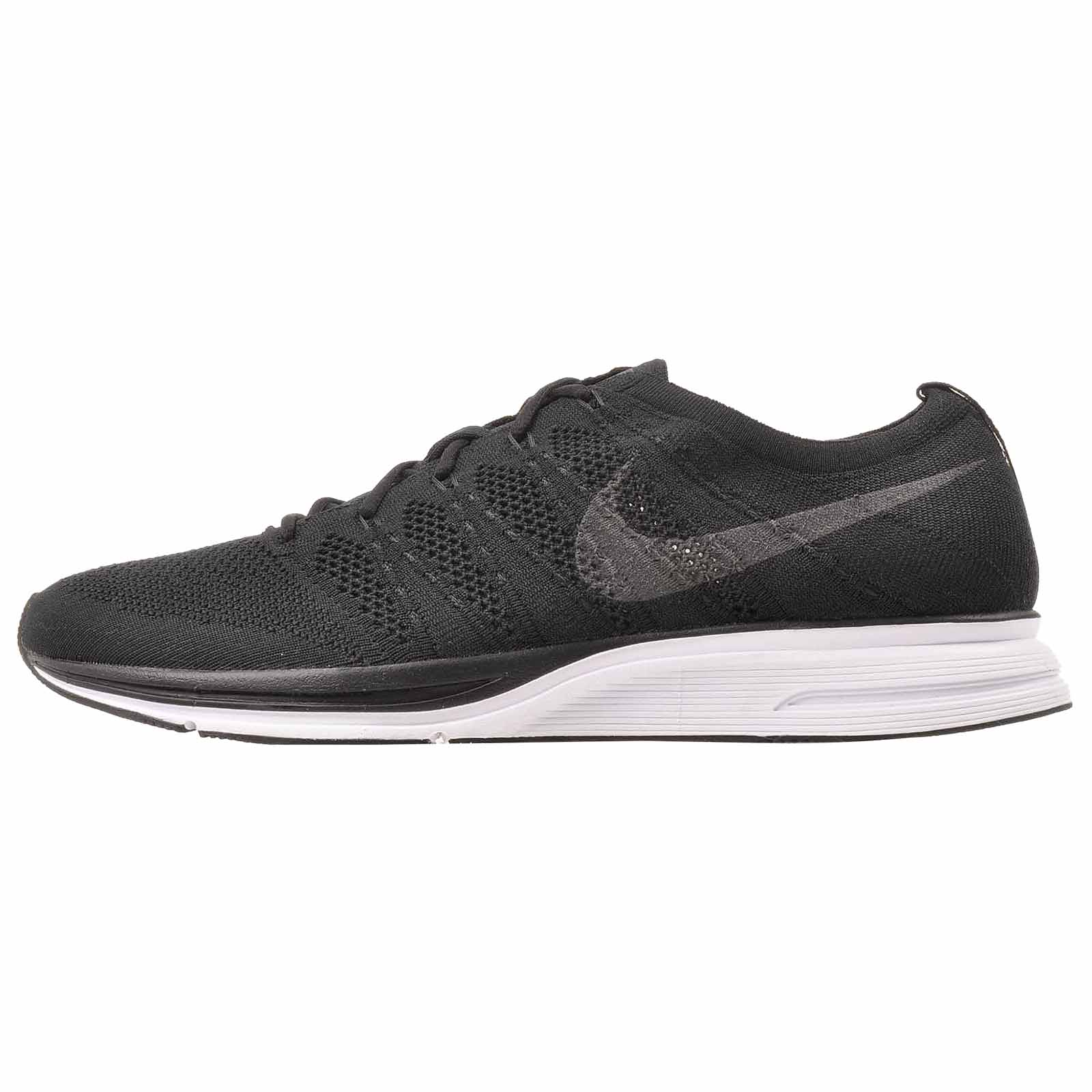 the best attitude 119e5 704ec Nike Flyknit Trainer Mens Cross Training Shoes Trainers Black White  AH8396-007
