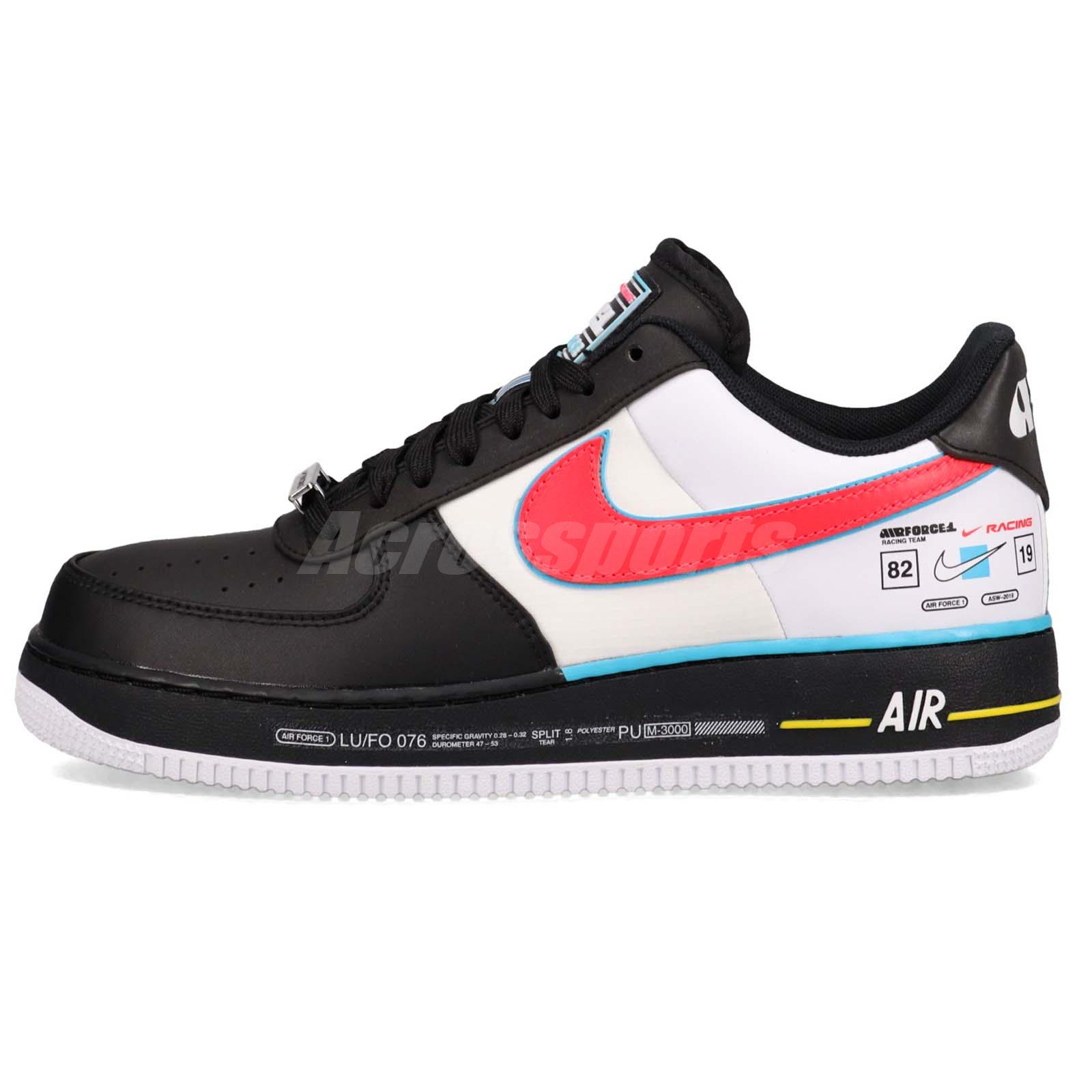 new concept 23a21 21b1d Nike Air Force 1 07 QS All Star Weekend ASW AF1 Racing Team Men Shoes  AH8462-004