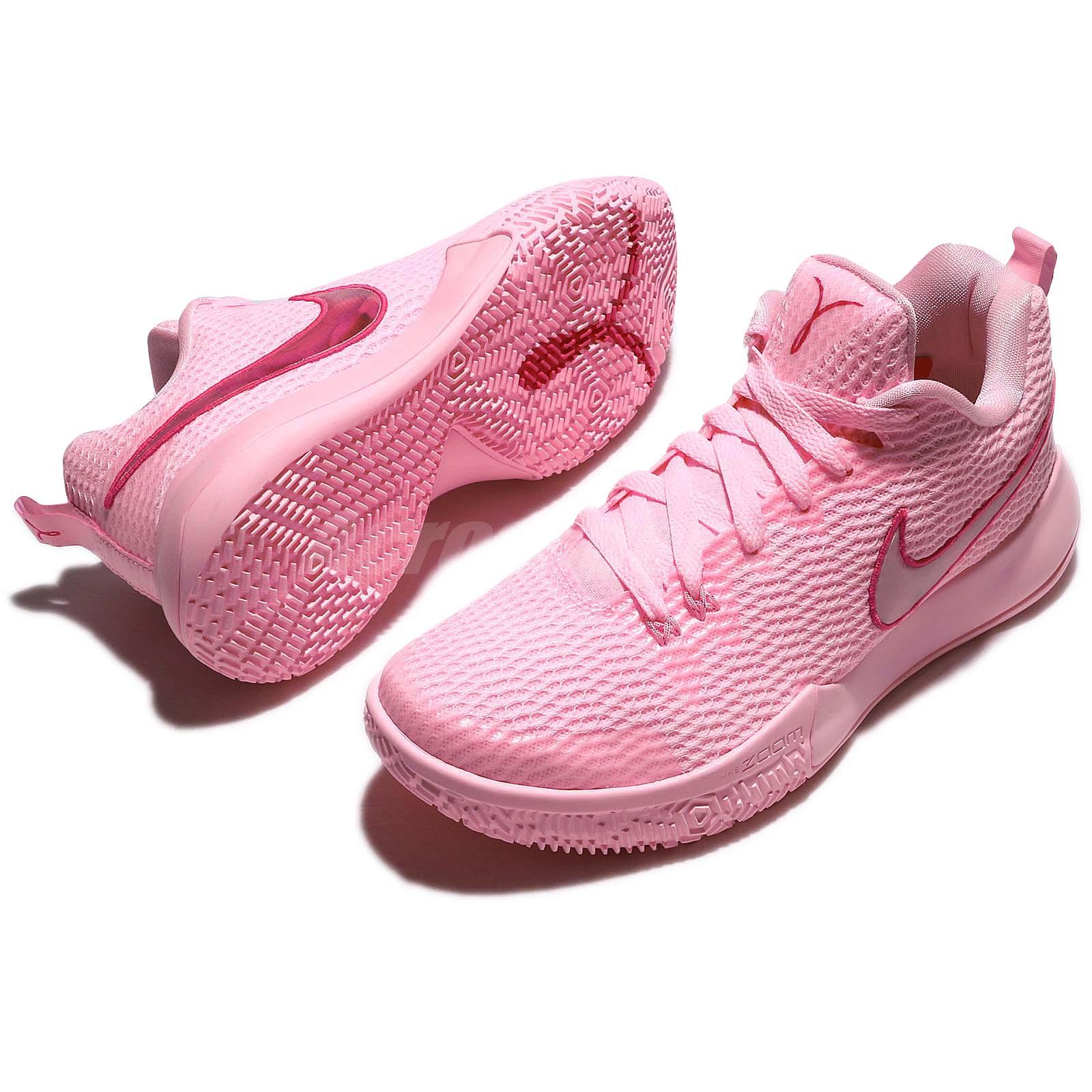 new products 8550c 7854e Nike Wmns Zoom Live II Kay Yow EP 2 Aunt Pearl Vivid Pink Women ...