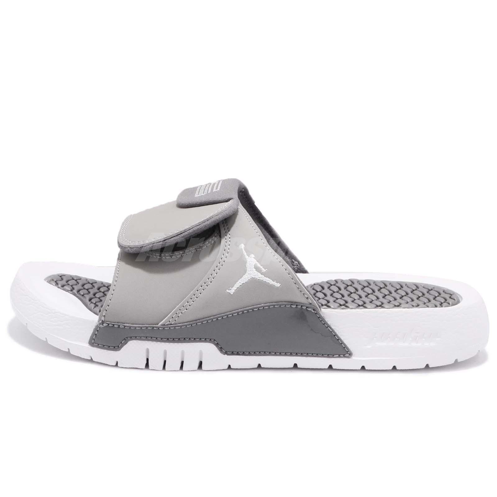 Nike Jordan Hydro Xi Retro Grey Suministro De Venta Precio Bajo Precio Barato Barato En Línea Barata Compra De Descuento Barato Mejor Tienda A Comprar noVgz1s