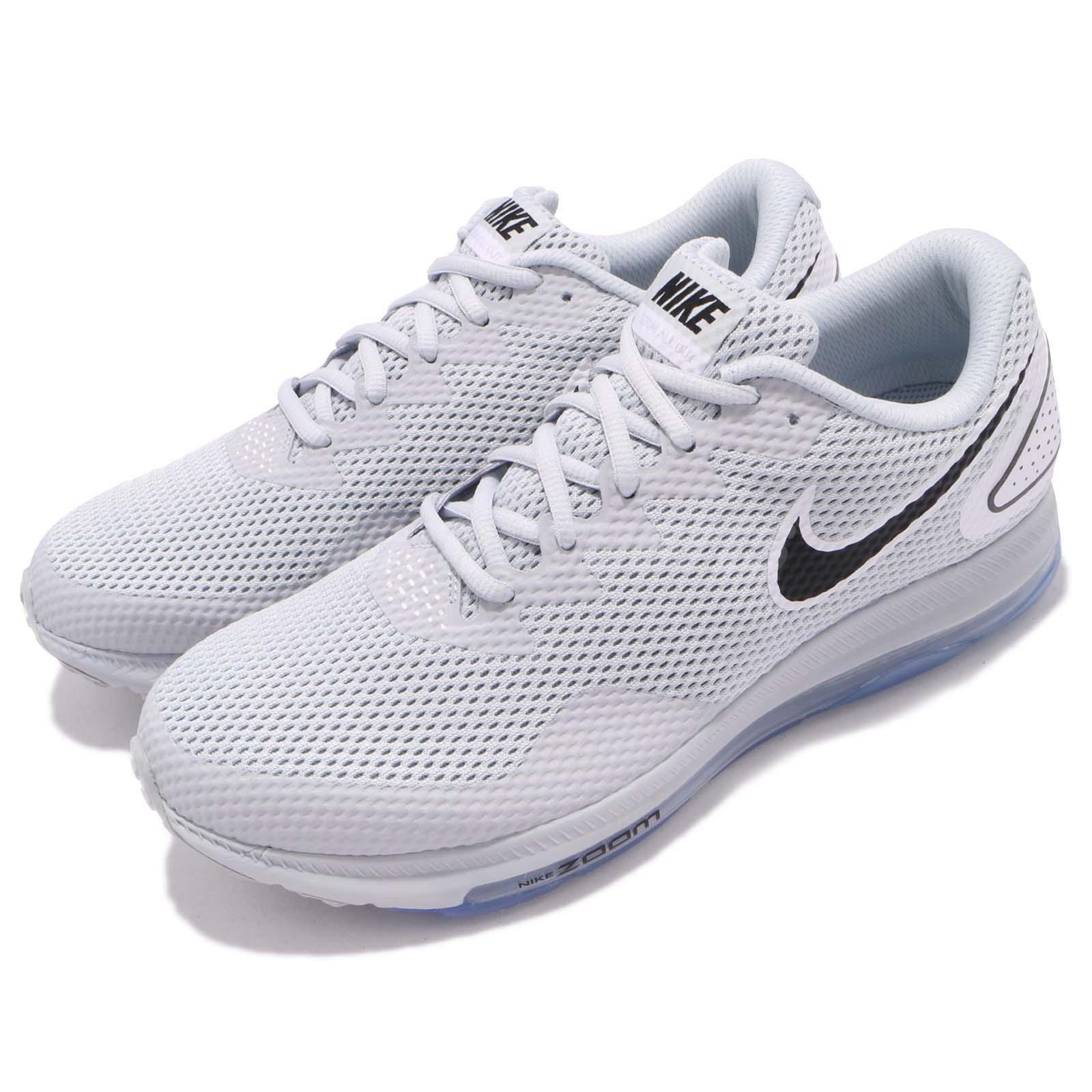 609b1501c7e7 Details about Nike Zoom All Out Low 2 II Pure Platinum Black White Men  Running Shoe AJ0035-010