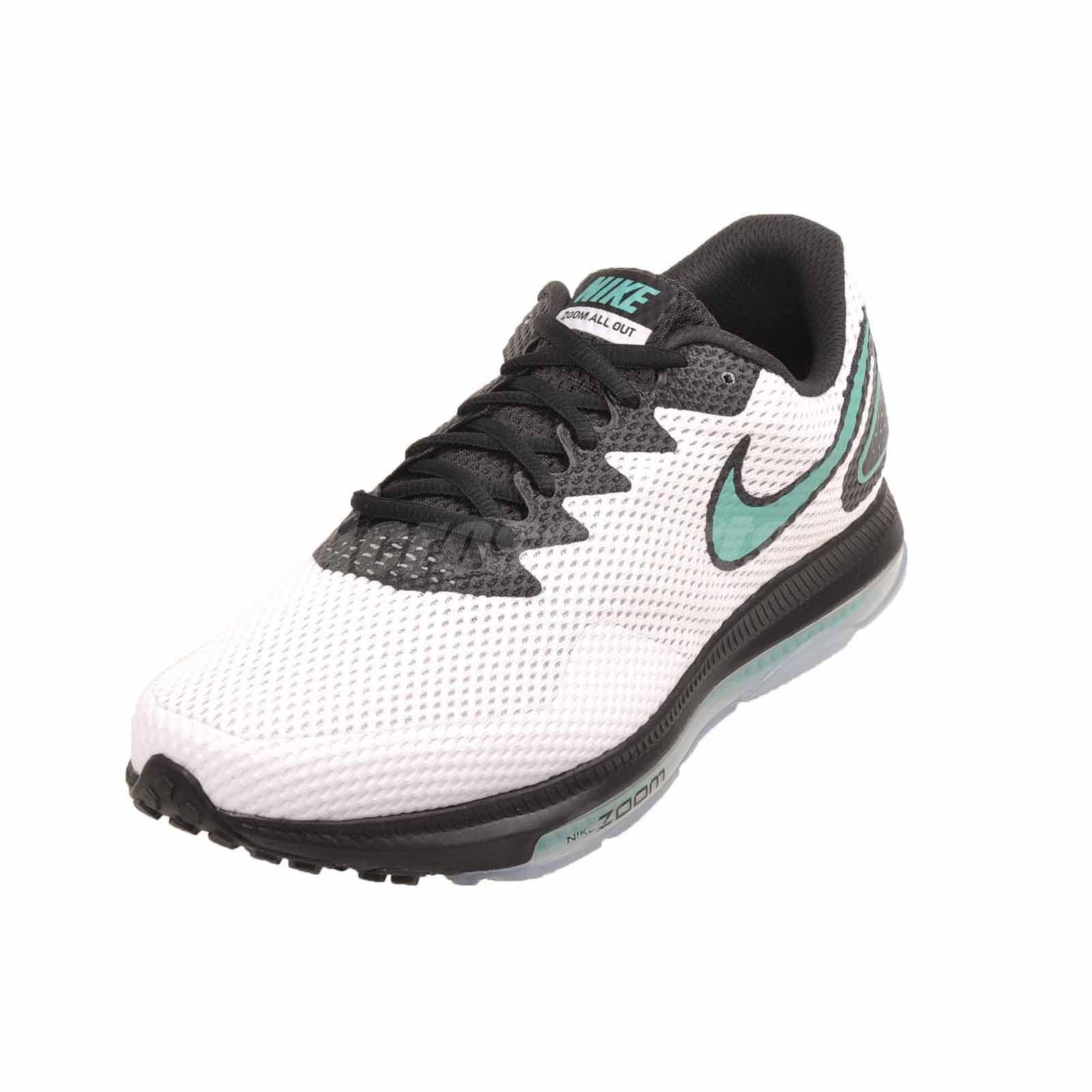 ec4335230ebc Nike Zoom All Out Low 2 Running Mens Shoes White Jade AJ0035-101