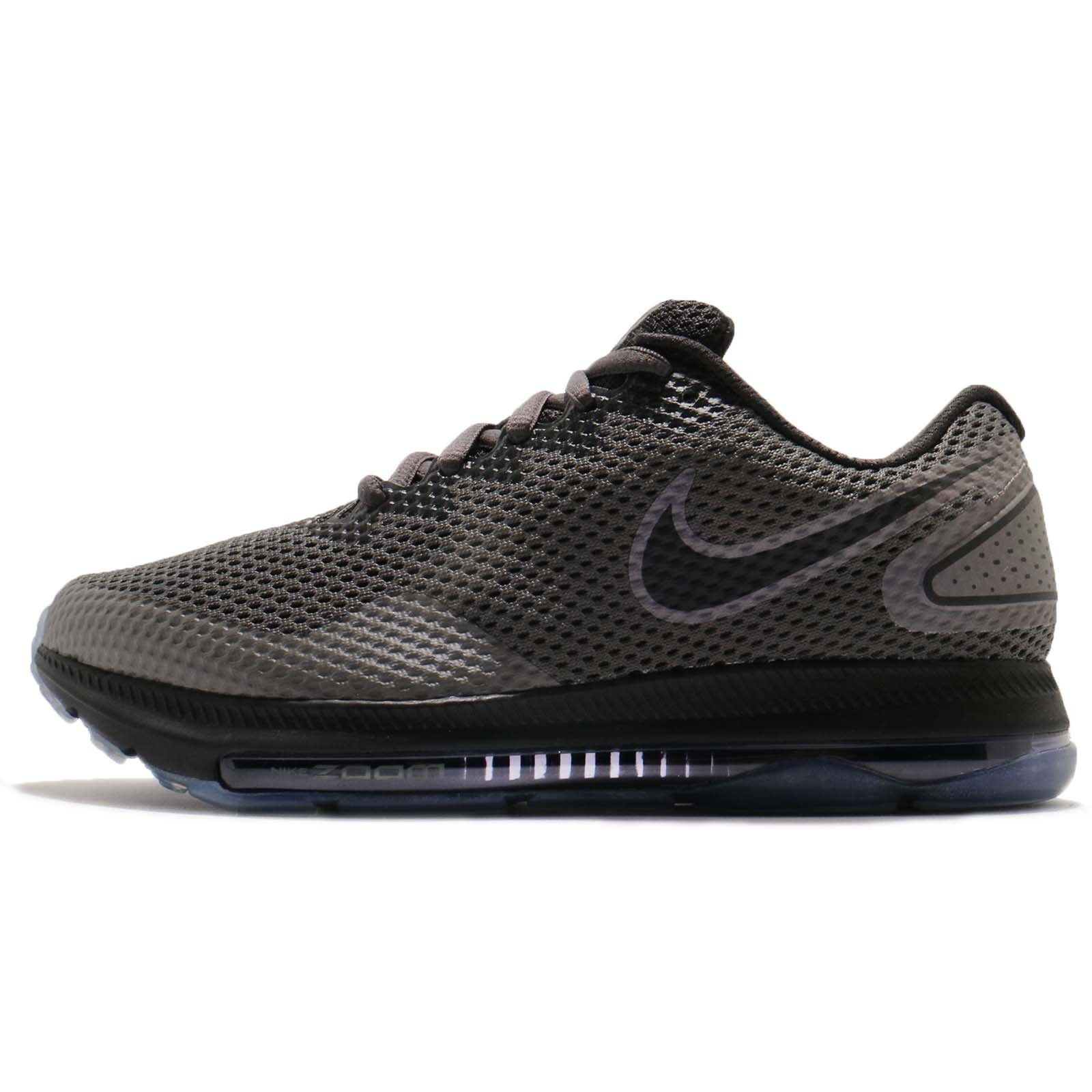 22d2170ae9f Nike Wmns Zoom All Out Low 2 Grey Black Air Max Women Running Shoes AJ0036 -002