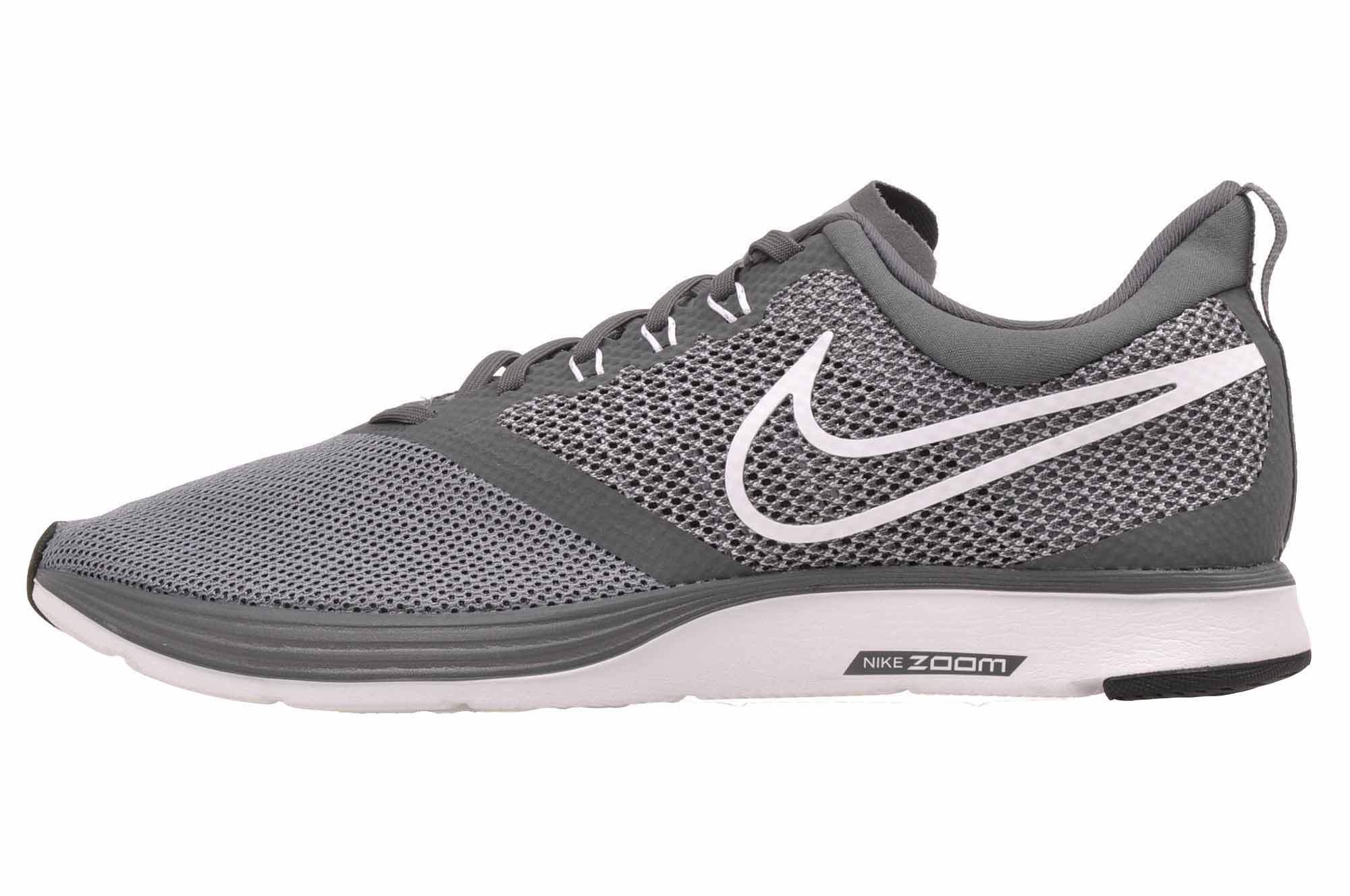 Nike Zoom Strike Running Shoes Mens Dark Grey AJ0189-002