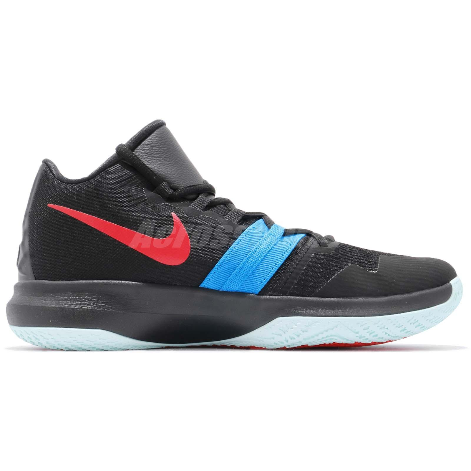 Nike Kyrie Flytrap EP Irving Black Blue Red Men Basketball Shoes ... 6ca855d9472