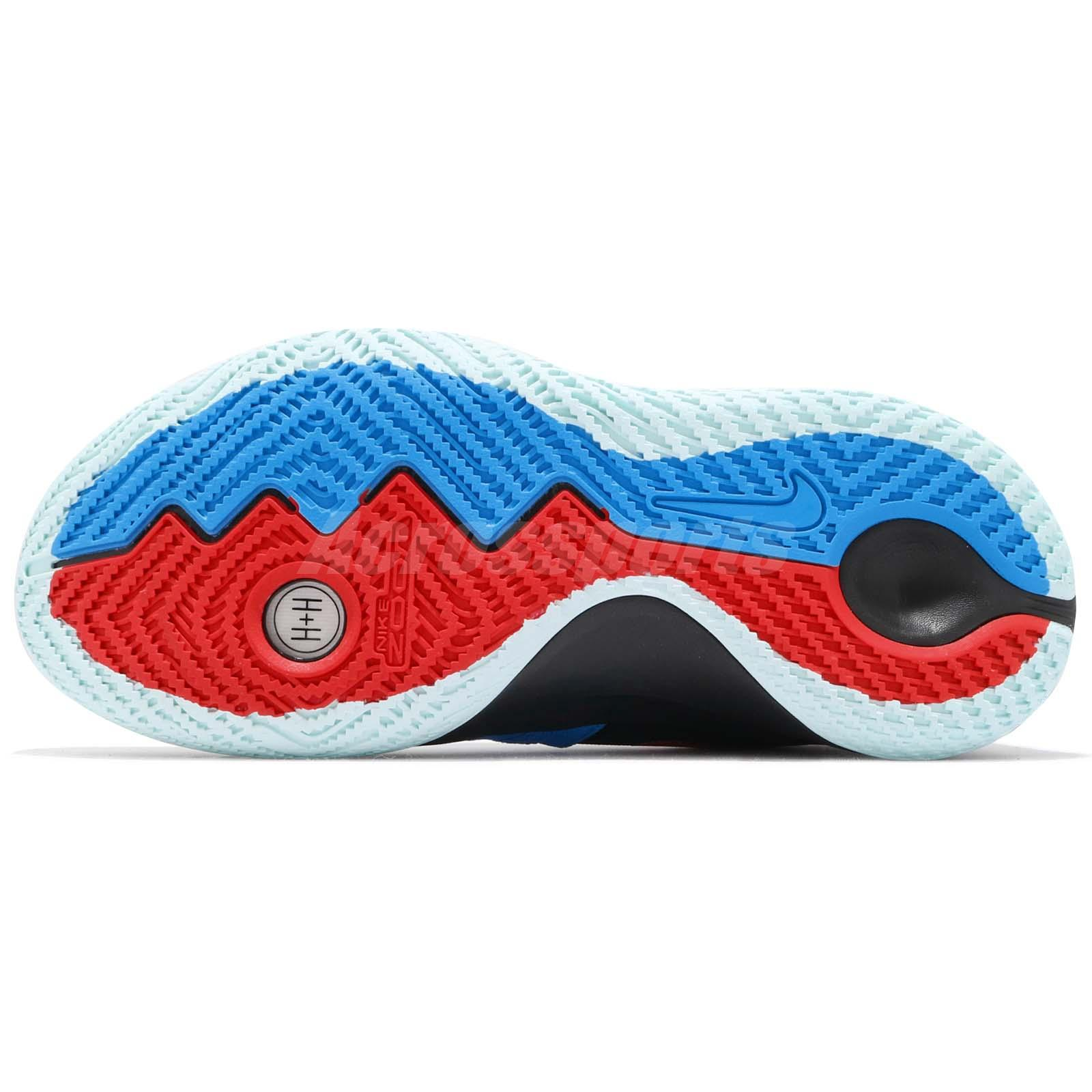 Nike Kyrie Flytrap Ep Irving Black Blue Red Men Basketball Shoes Aj1935-002 At All Costs Men's Shoes