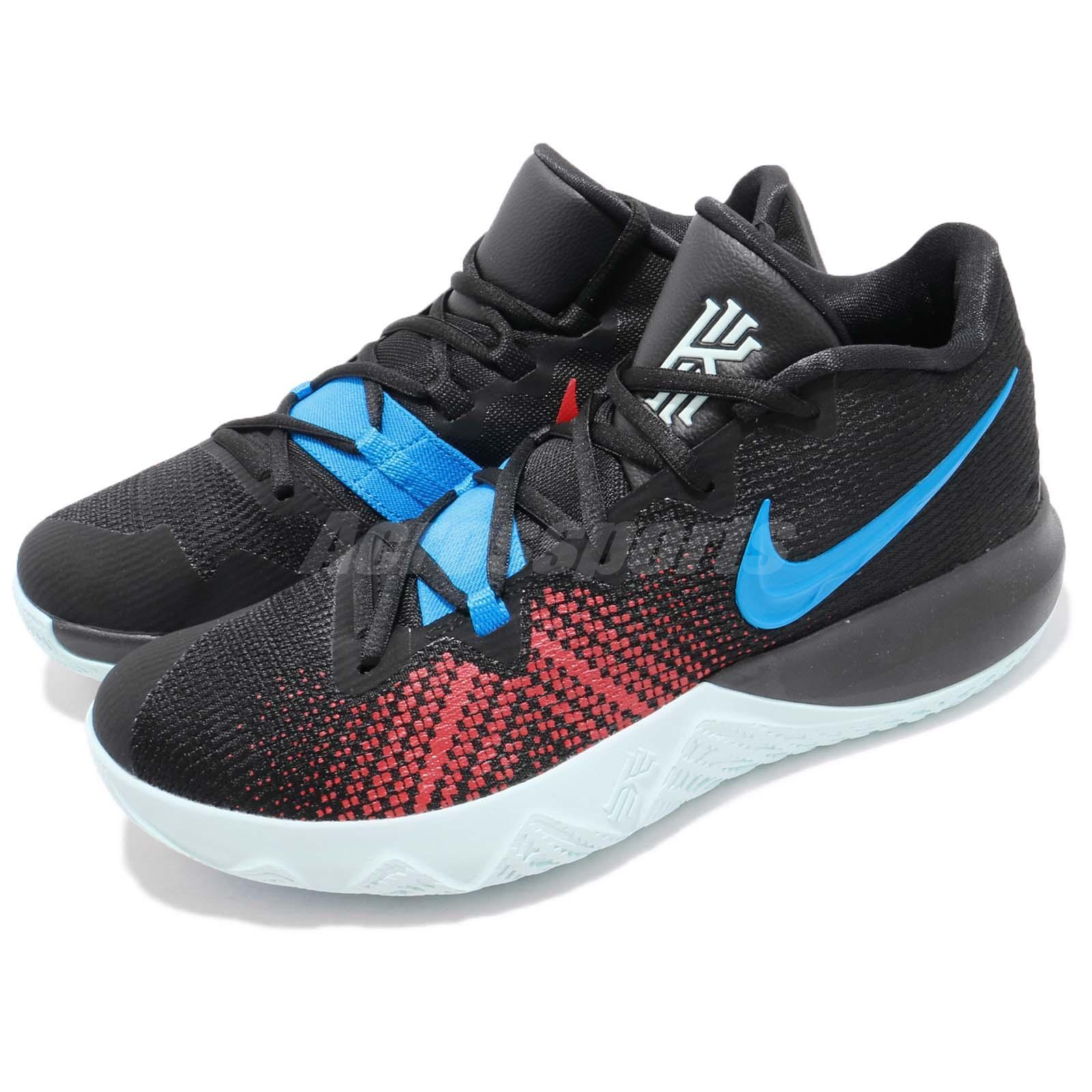 267af486279 Details about Nike Kyrie Flytrap EP Irving Black Blue Red Men Basketball  Shoes AJ1935-002
