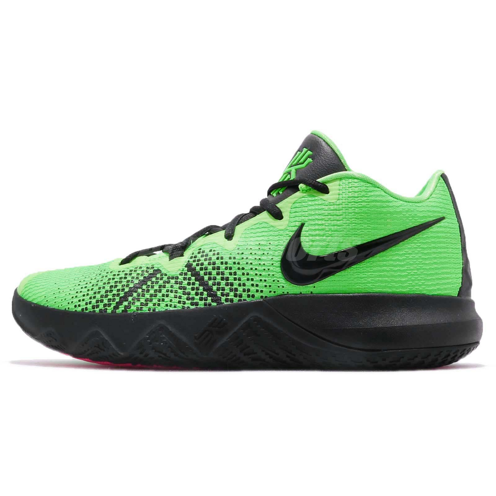 dc48fb3d7db Nike Kyrie Flytrap EP Irving Rage Green Black Men Basketball Shoes  AJ1935-300