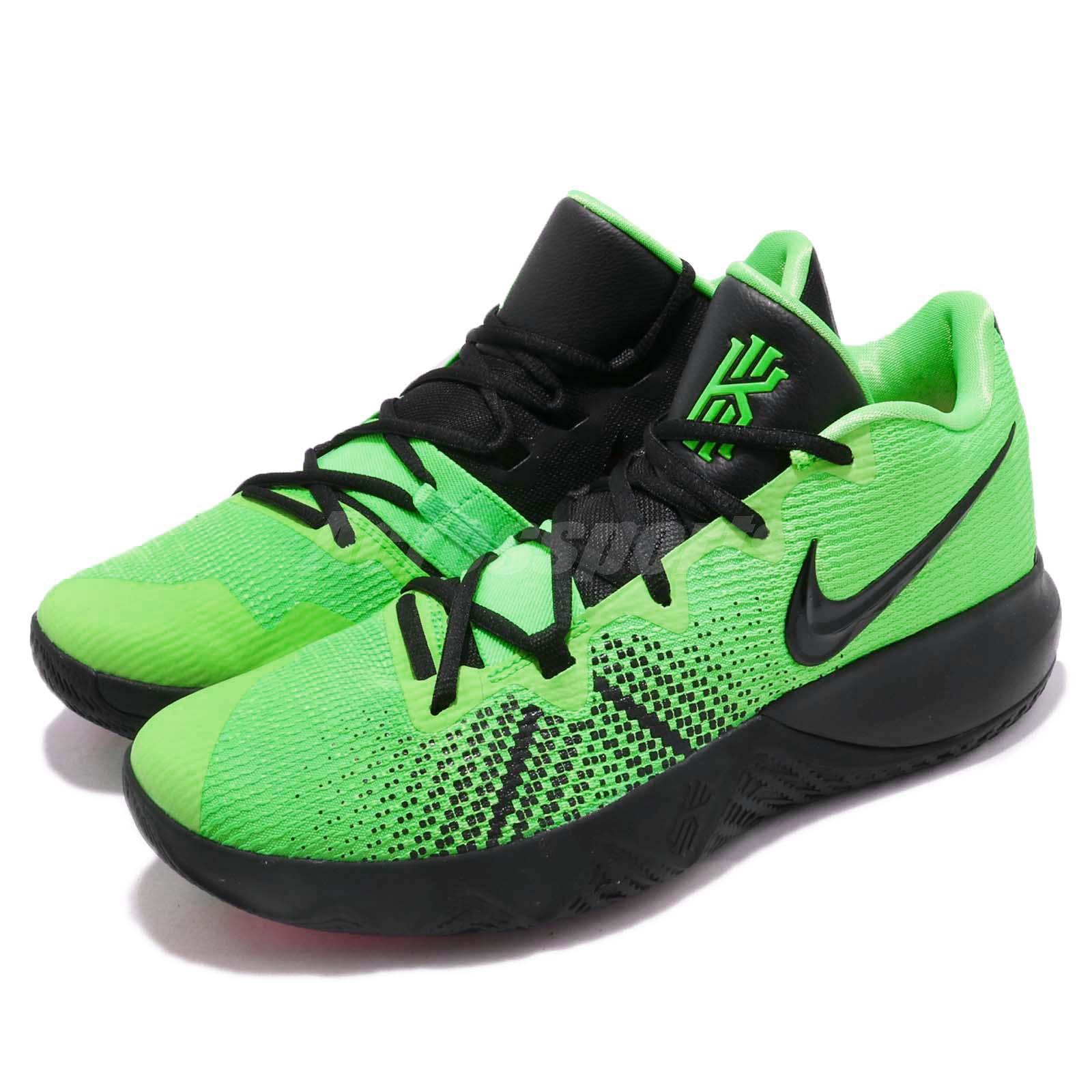 aec74ea472b Details about Nike Kyrie Flytrap EP Irving Rage Green Black Men Basketball  Shoes AJ1935-300