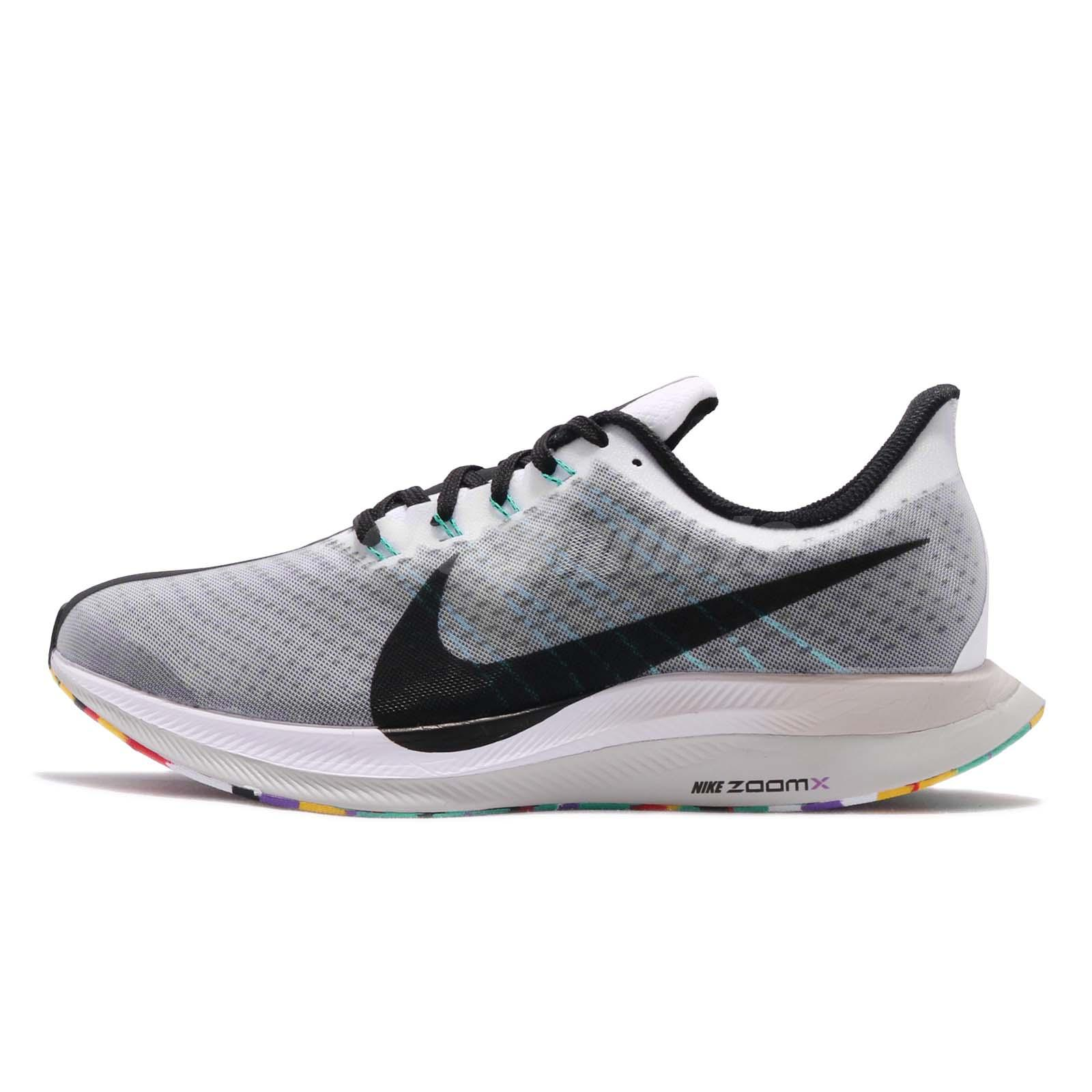 a2363ab13fd Nike Zoom Pegasus 35 Turbo White Black Hyper Jade Men Running Shoes  AJ4114-101