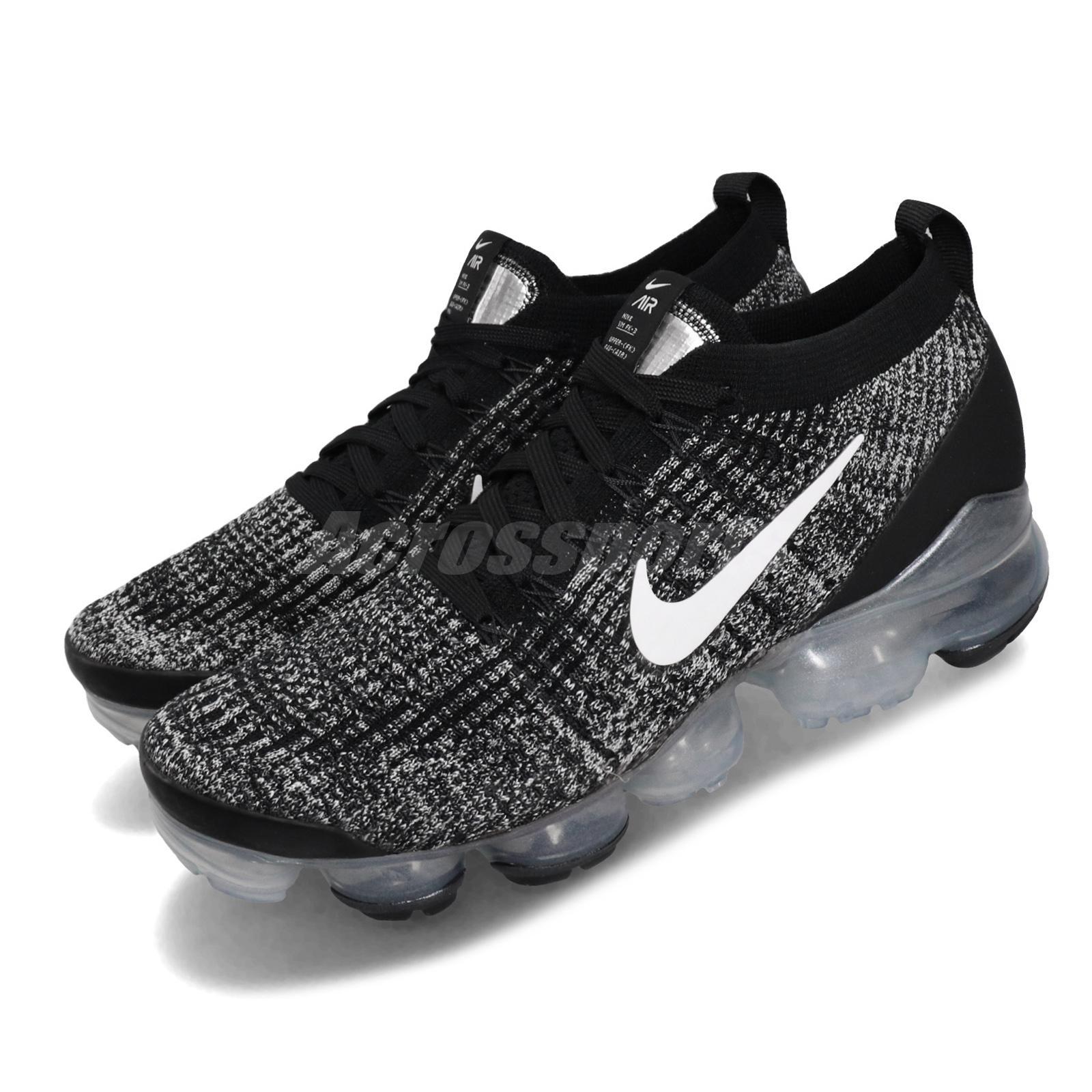 Nike Air Vapormax Flyknit 3 Black White
