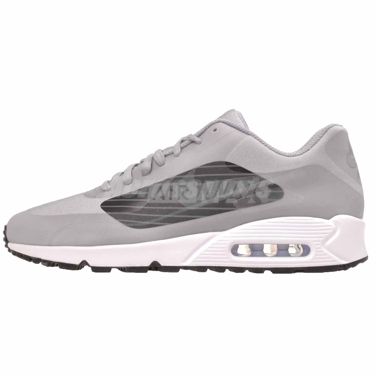 size 40 0efae e8d28 Details about Nike Air Max 90 NS GPX Running Mens Shoes Wolf Grey AJ7182-004