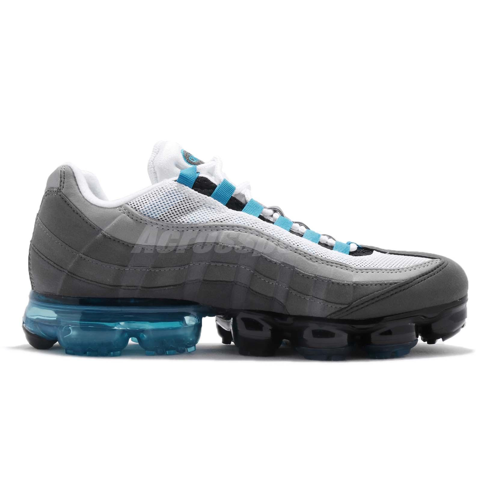 9d896d2cfd0 Nike Air Vapormax 95 Neo Turquoise Blue Men Running Shoes Sneakers ...