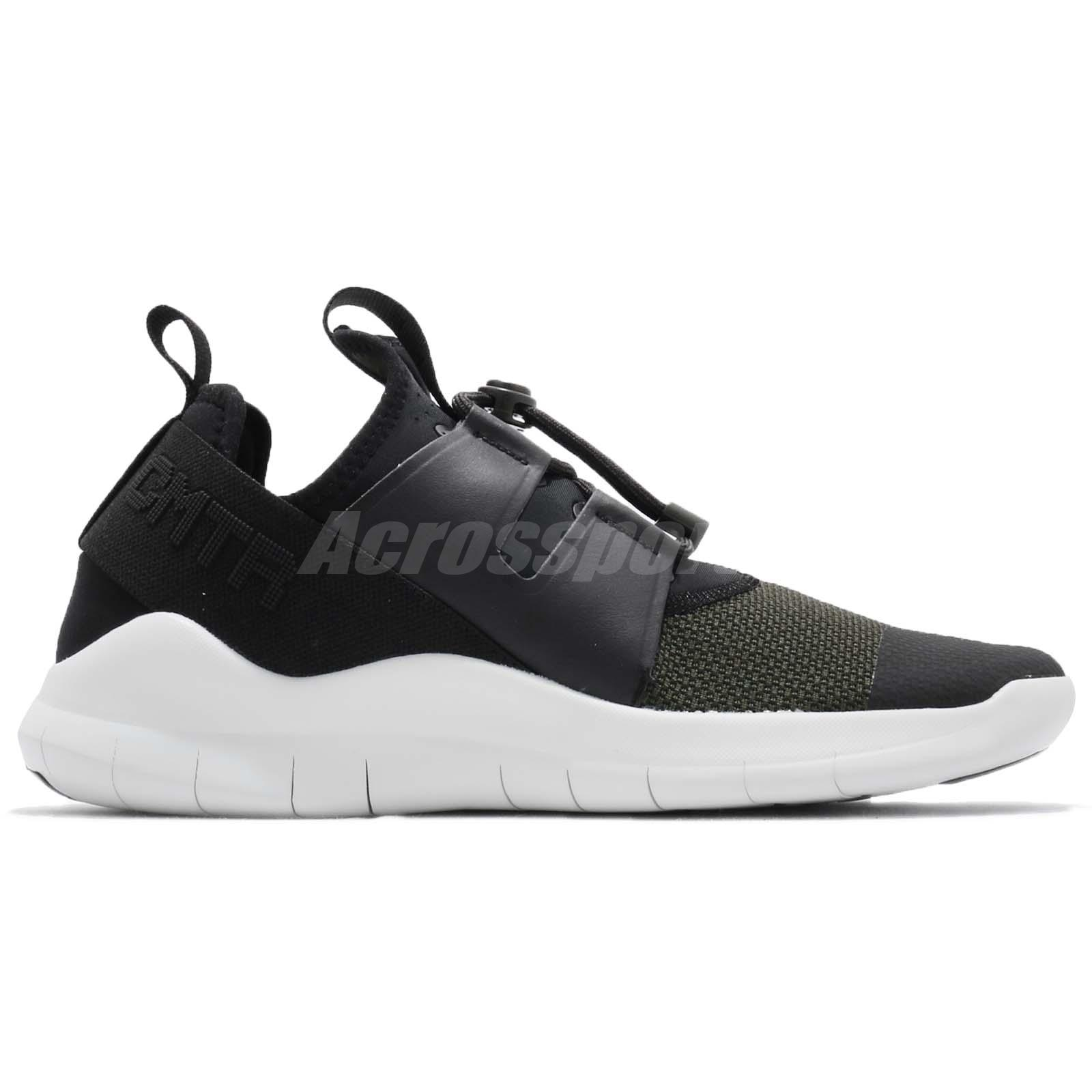 2ad8a65402ce Nike Free RN CMTR 2018 PRM Run Black Sequoia Men Running Shoe ...