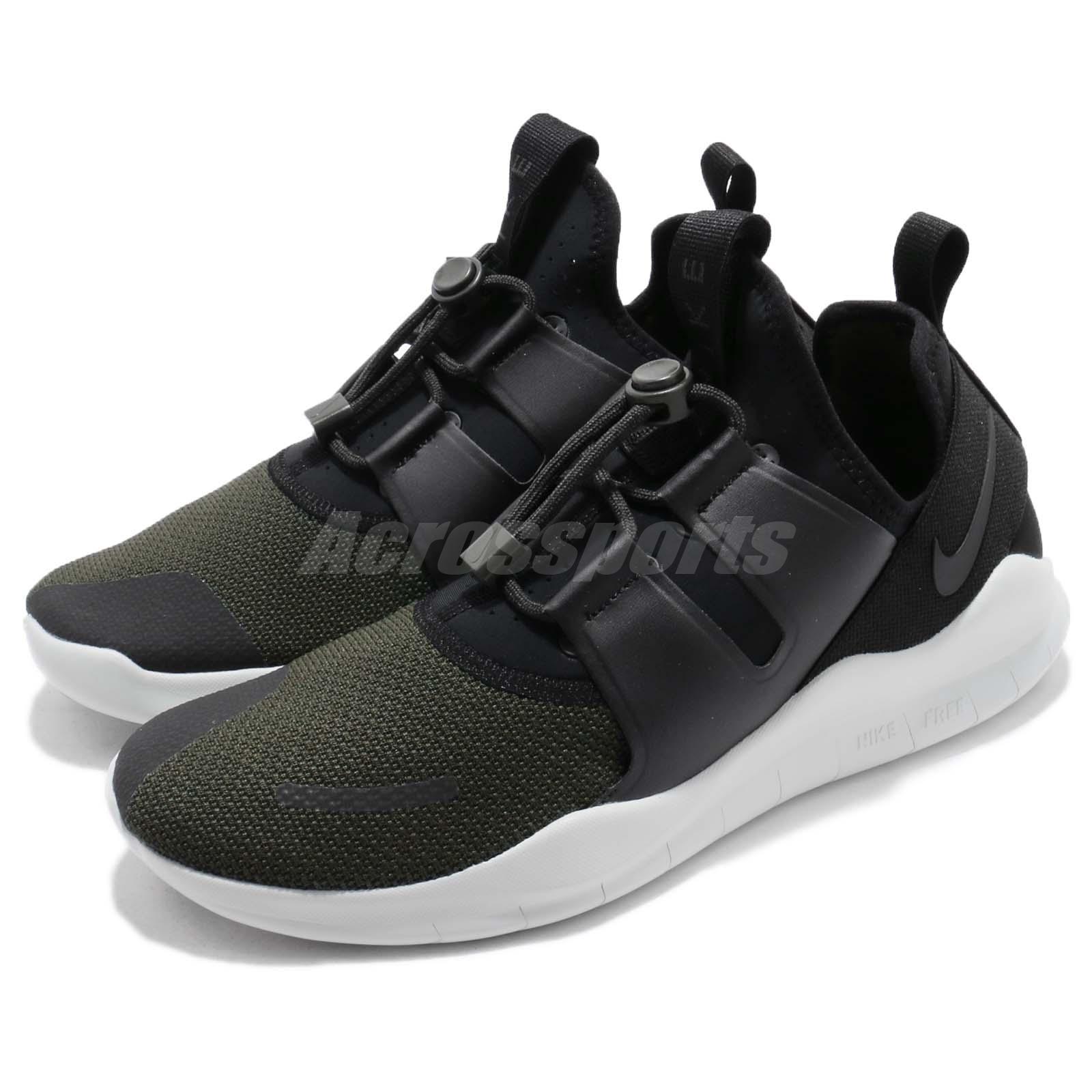 0897447df9e8e Details about Nike Free RN CMTR 2018 PRM Run Black Sequoia Men Running Shoe  Sneaker AJ8308-003