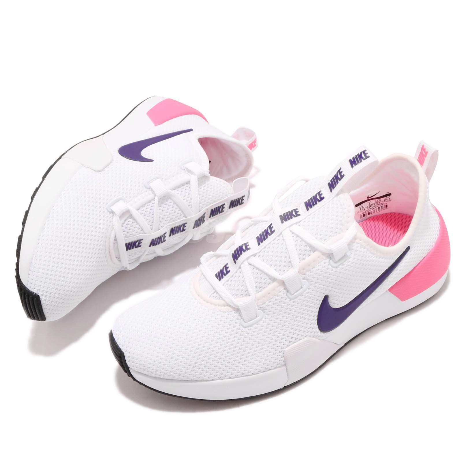 6dd568f15e2e Details about Nike Wmns Ashin Modern White Purple Pink Women Casual Shoes  Sneakers AJ8799-103