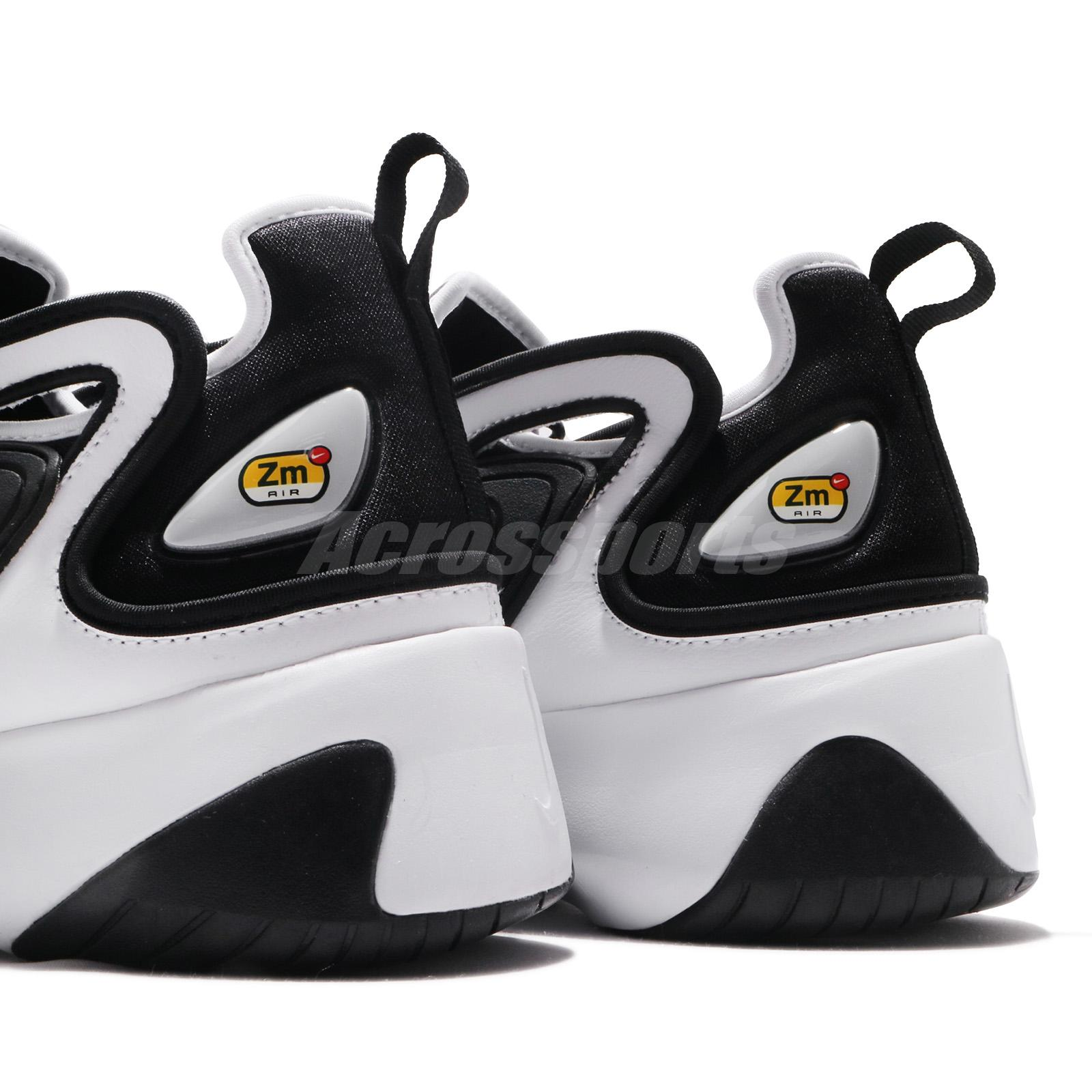 Details about AUTHENTIC NIKE Zoom 2K White Infrared 23 Wolf Grey Black AO0269 105 Men size